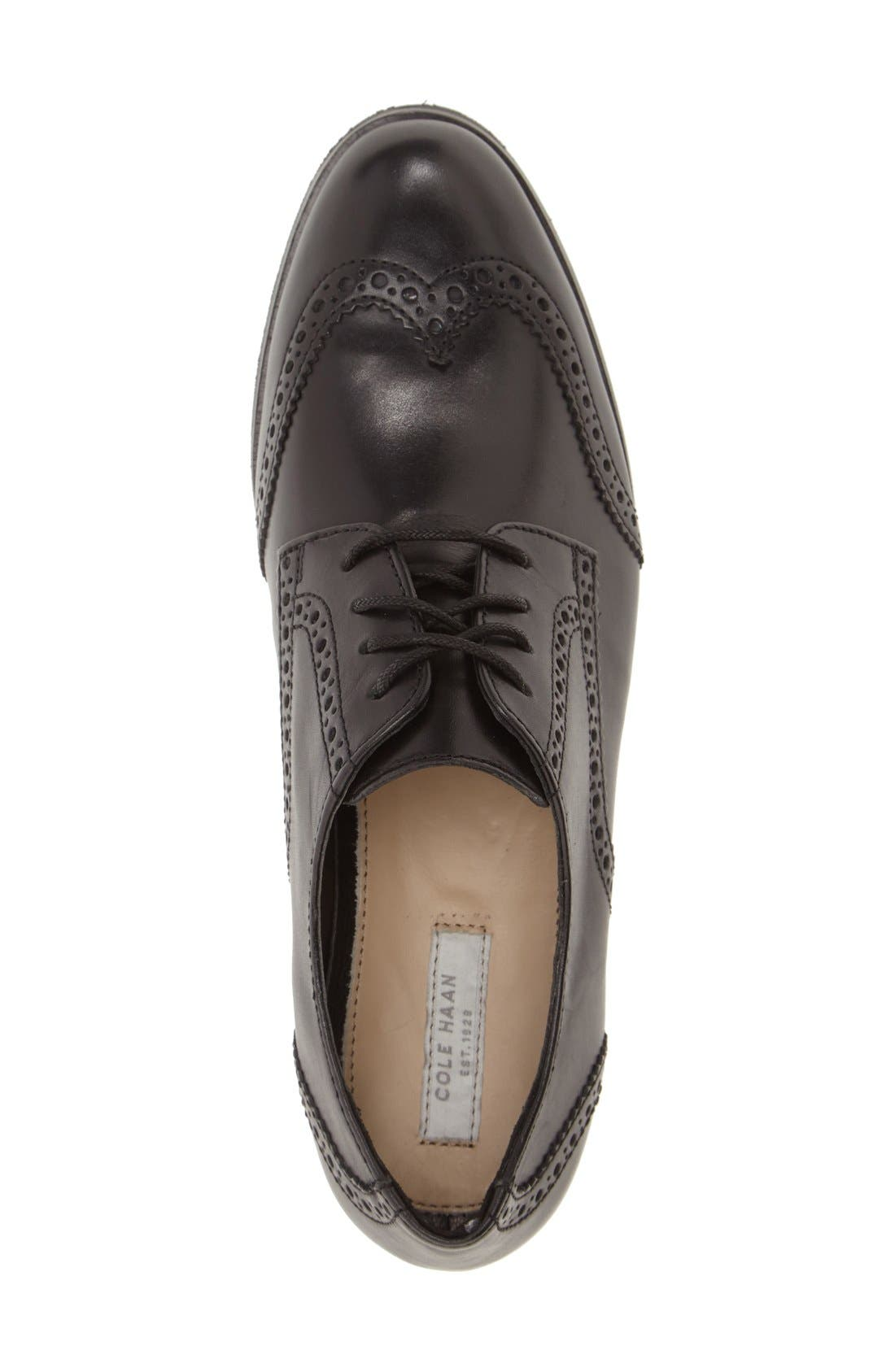 COLE HAAN,                             Grand.OS Oxford,                             Alternate thumbnail 2, color,                             001