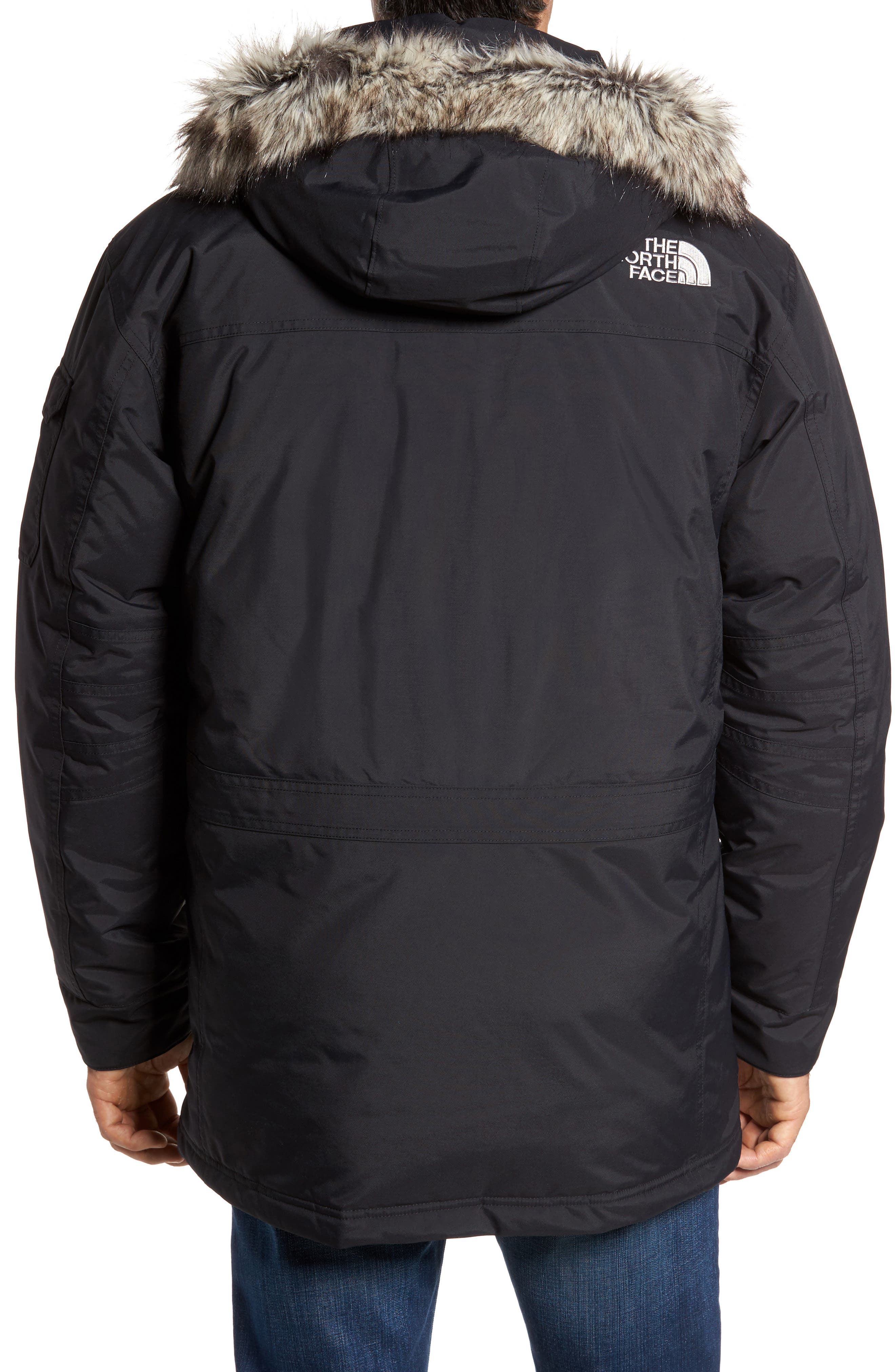 THE NORTH FACE,                             McMurdo III Waterproof Parka,                             Alternate thumbnail 2, color,                             001