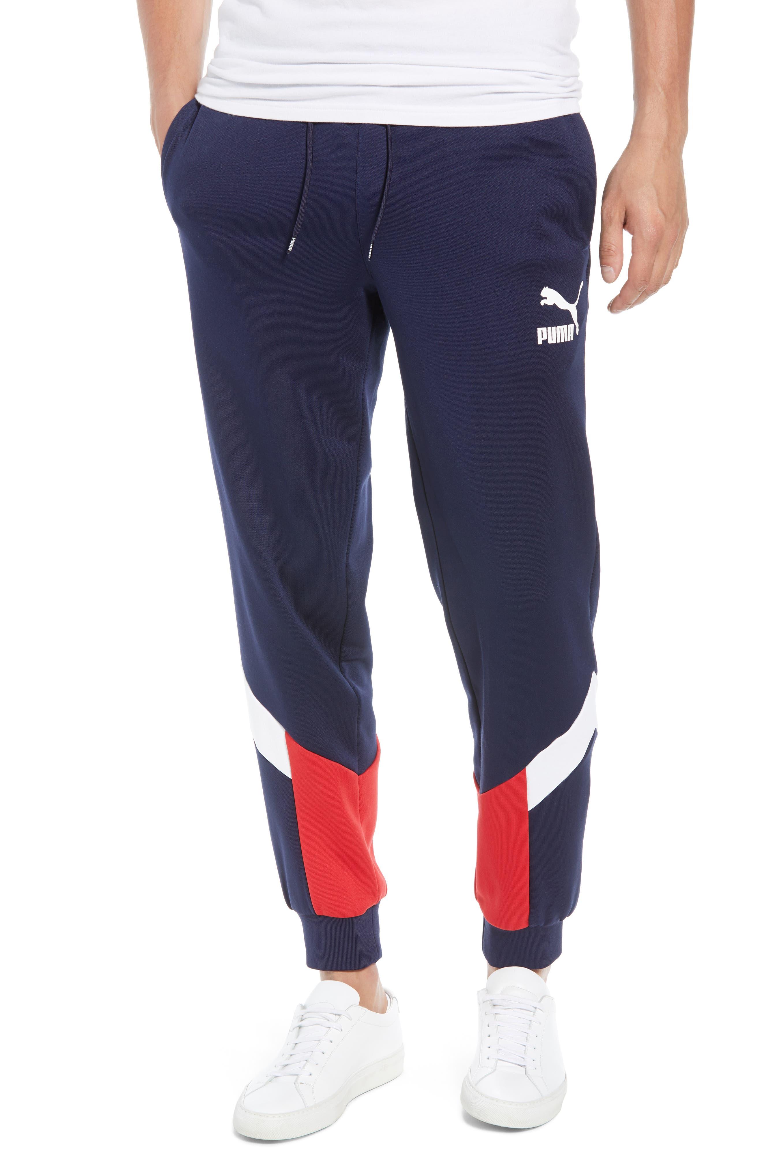 MCS Track Pants,                         Main,                         color, PEACOAT