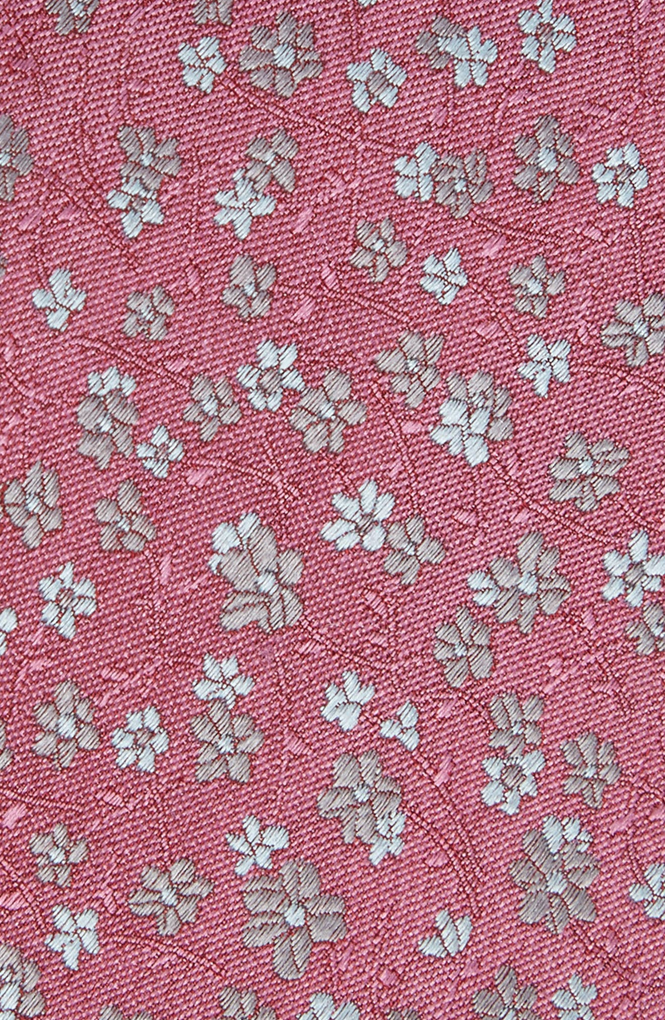 Freefall Floral Silk Tie,                             Alternate thumbnail 14, color,