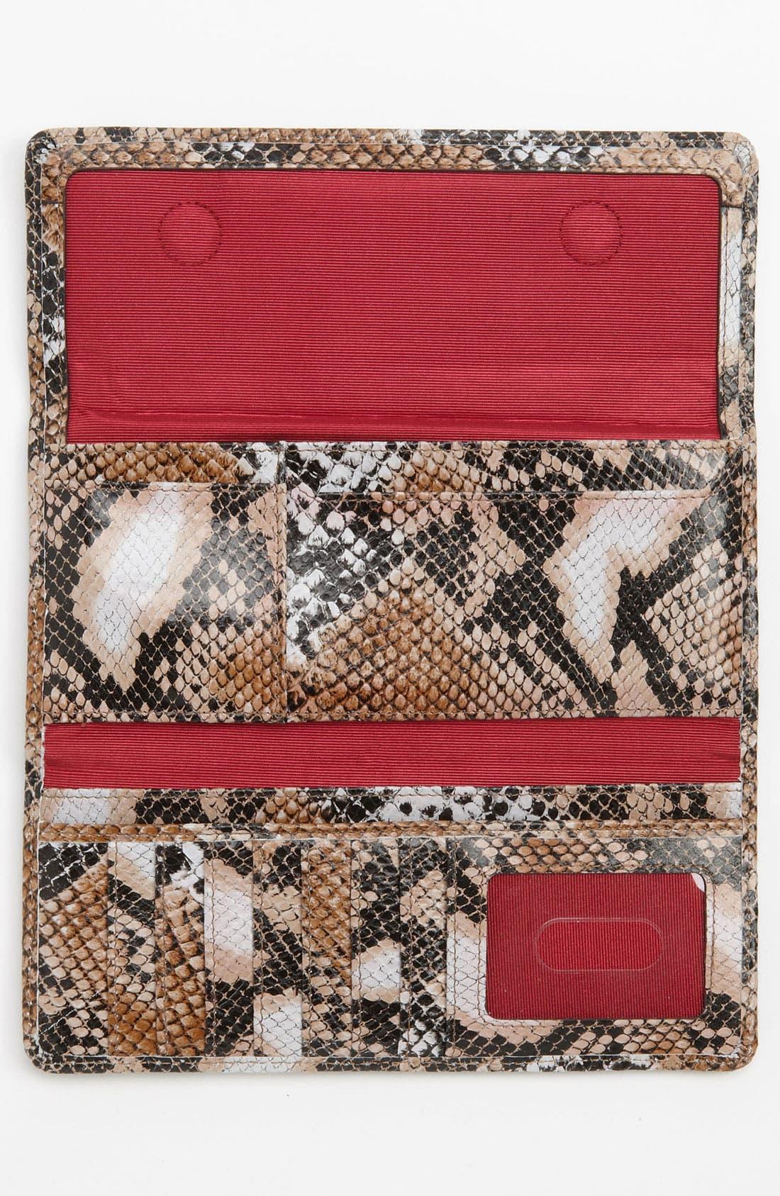 'Sadie' Leather Wallet,                             Alternate thumbnail 117, color,