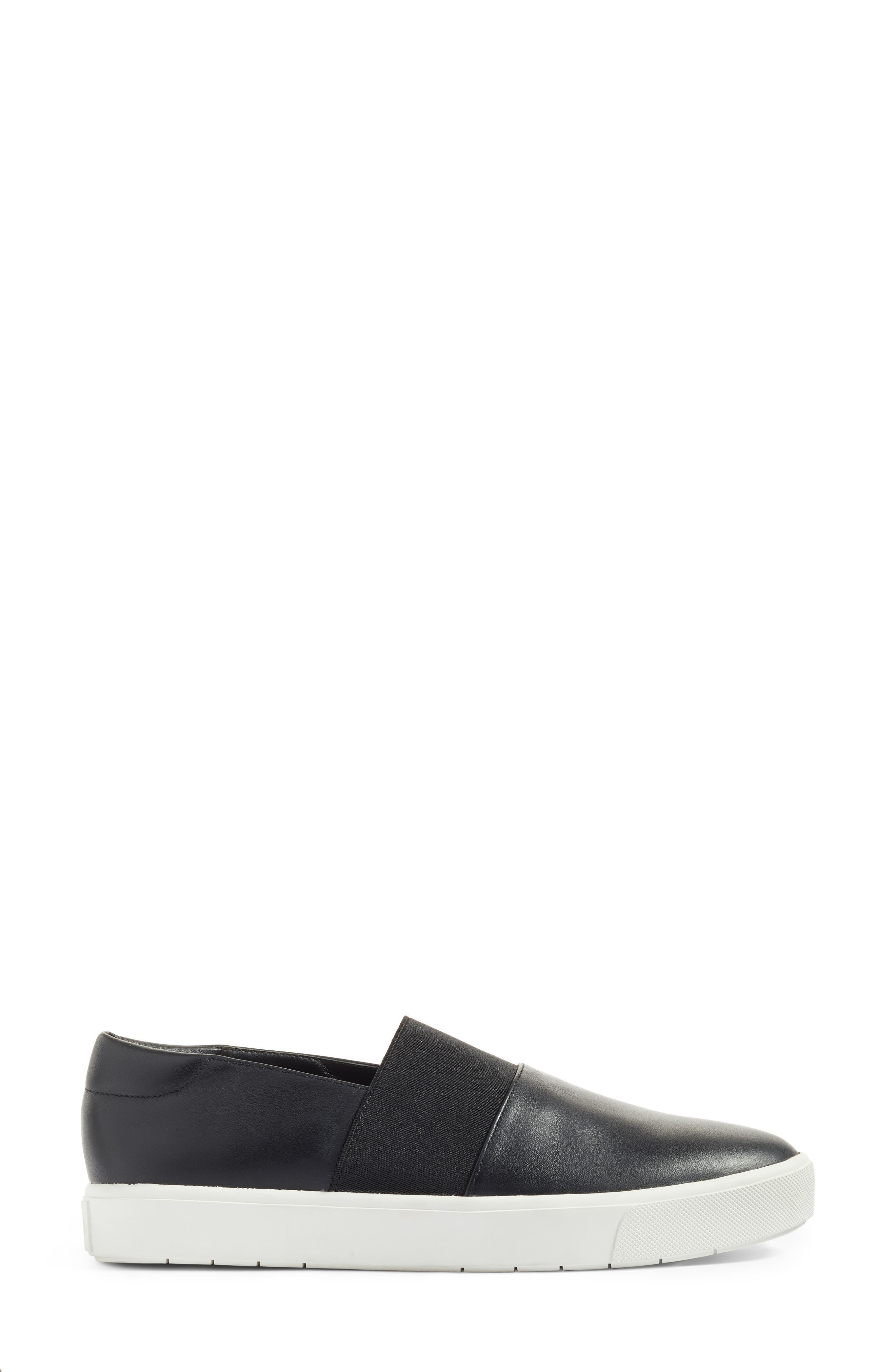 Corbin Slip-On Sneaker,                             Alternate thumbnail 3, color,                             001