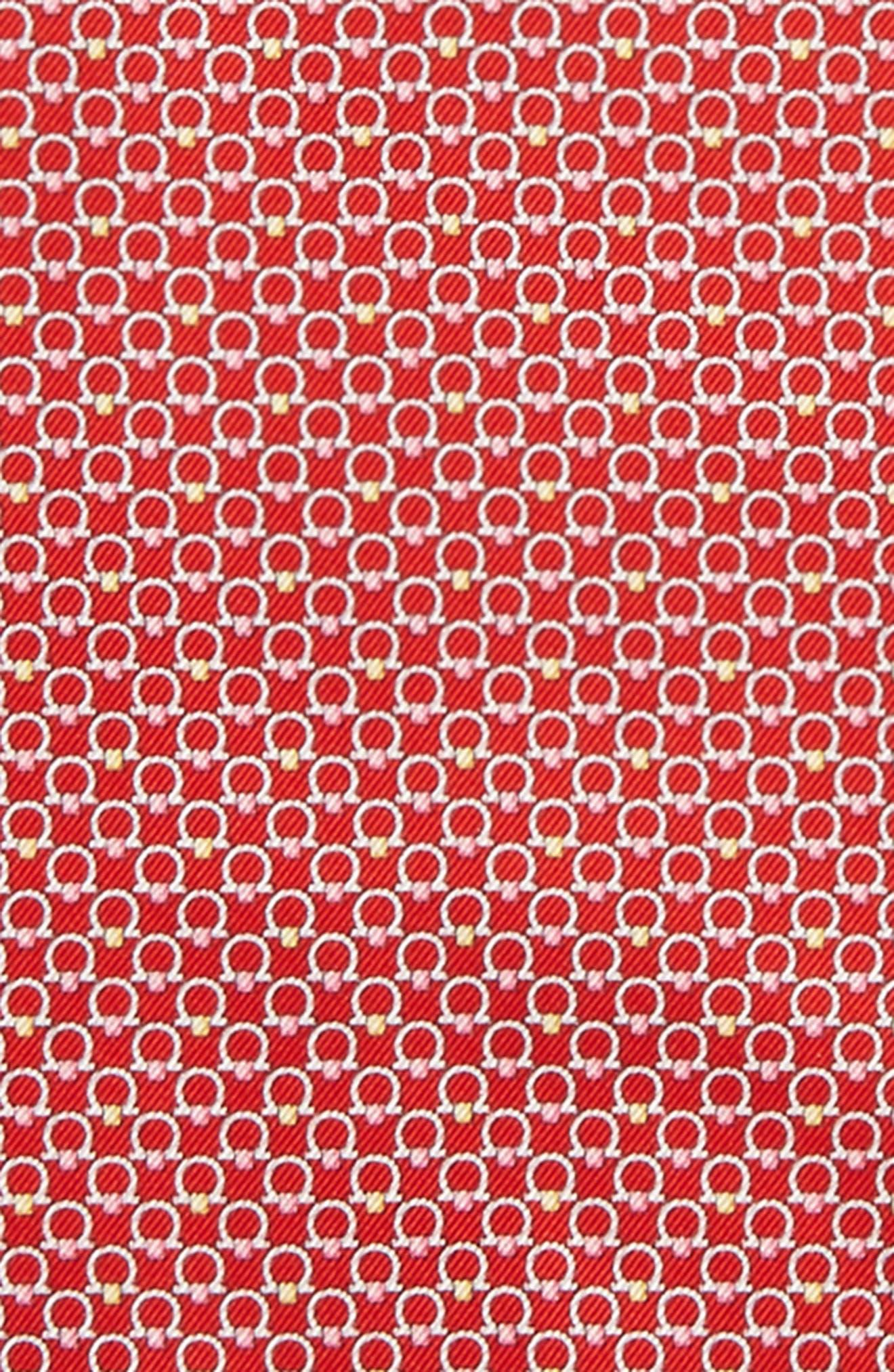 Energia Medallion Silk Pocket Square,                             Alternate thumbnail 9, color,