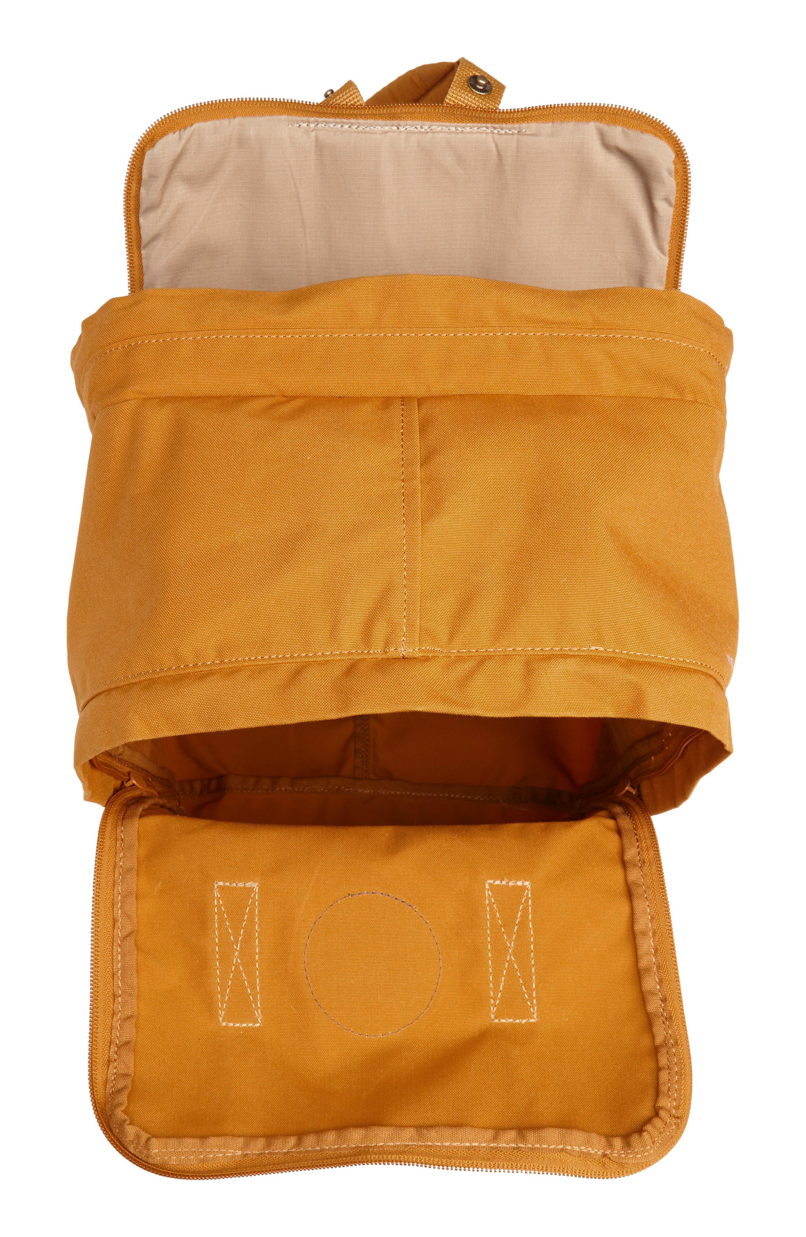 "Kånken No. 2 15"" Laptop Backpack,                             Alternate thumbnail 4, color,                             ACORN"