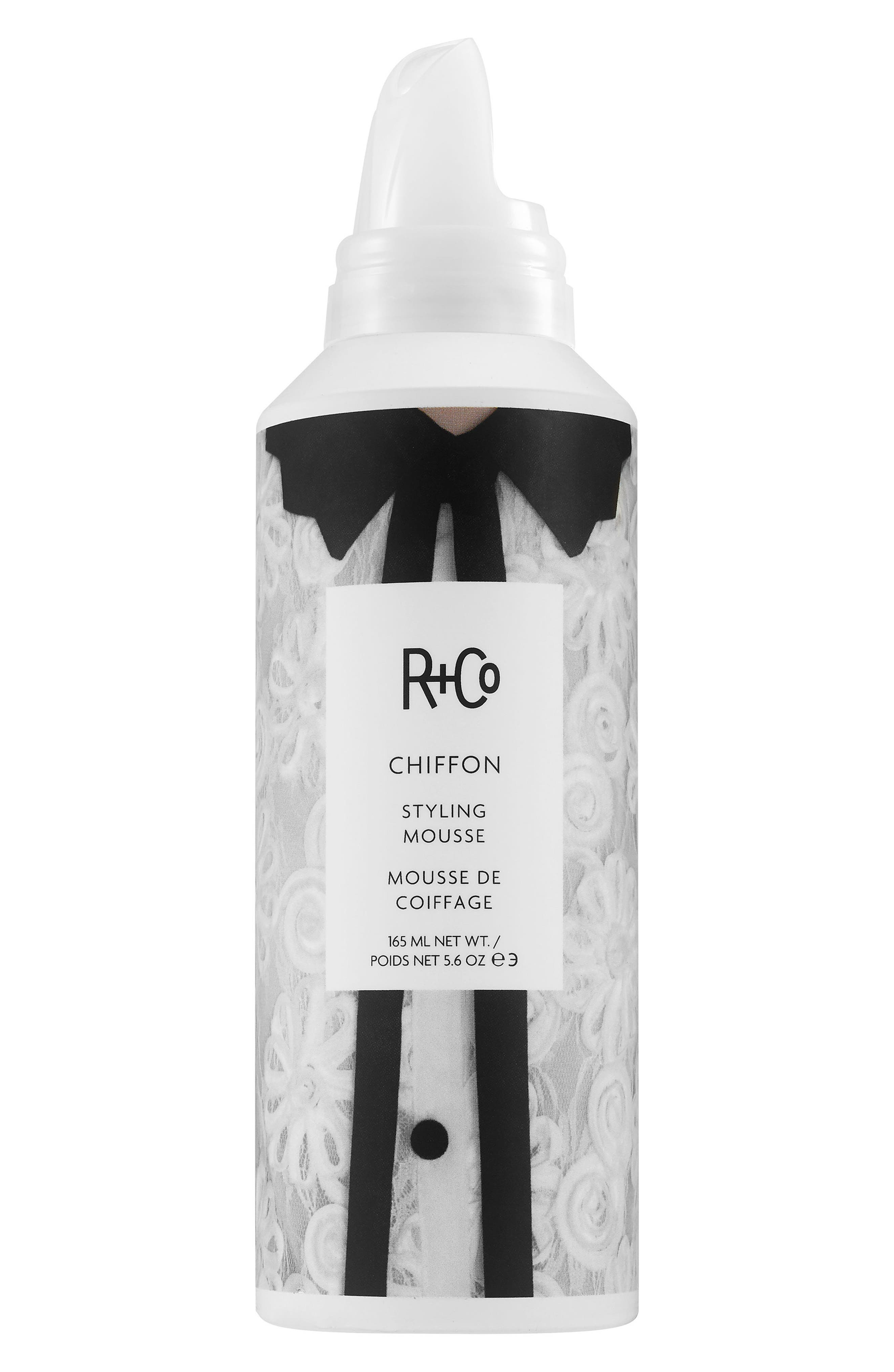 SPACE.NK.apothecary R+Co Chiffon Styling Mousse,                             Alternate thumbnail 2, color,                             000