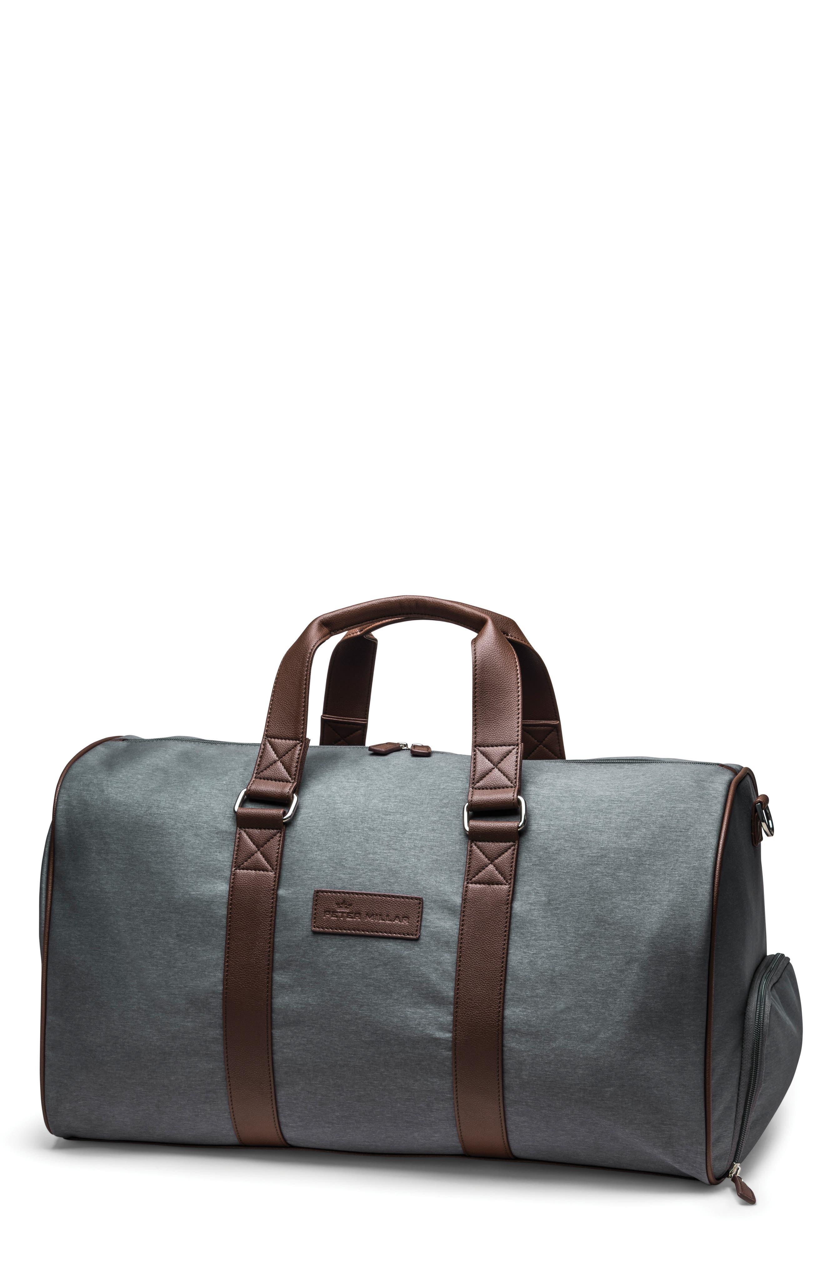 Twill Duffel Bag,                             Main thumbnail 1, color,                             022