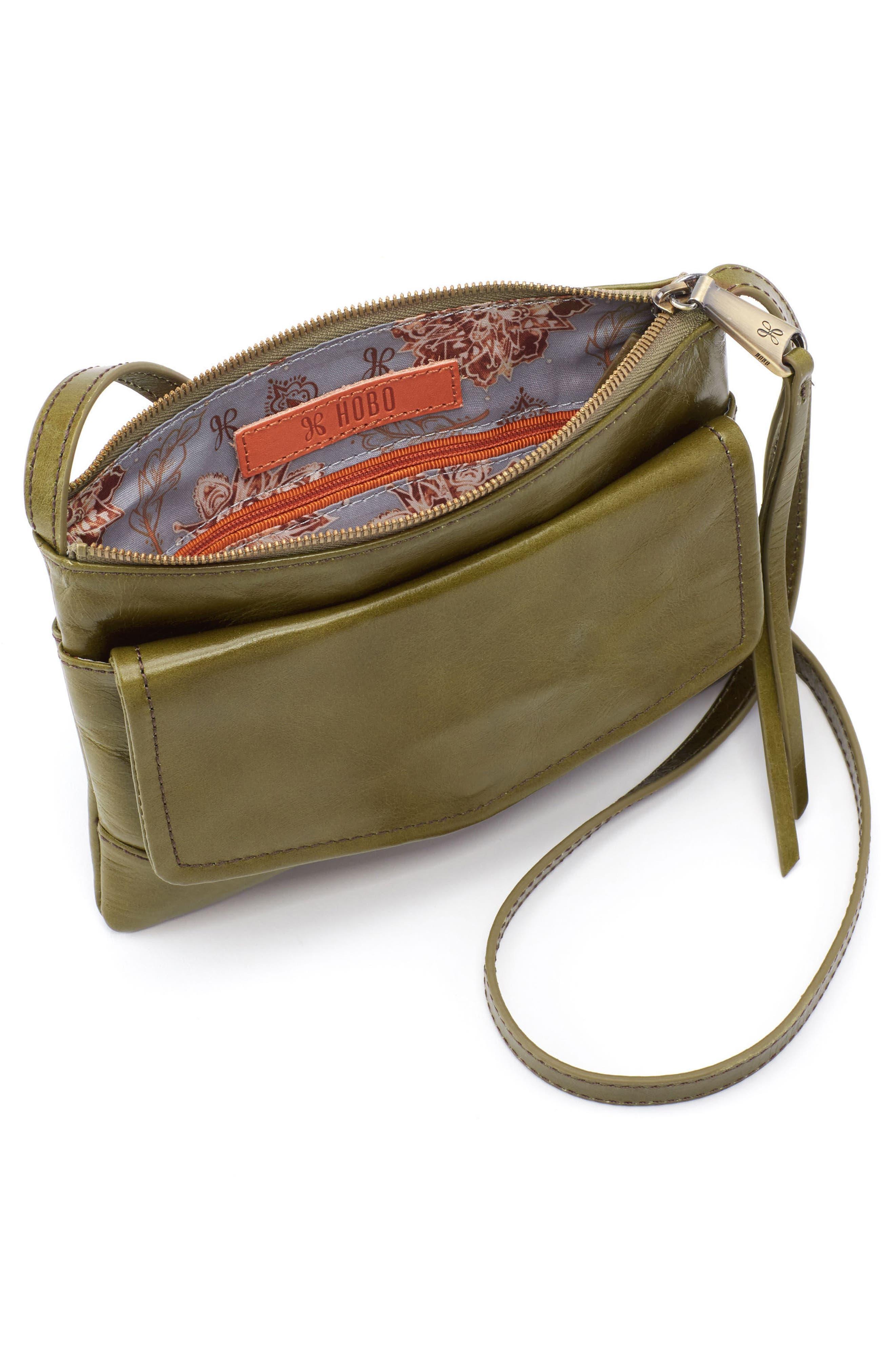 Amble Leather Crossbody Bag,                             Alternate thumbnail 15, color,