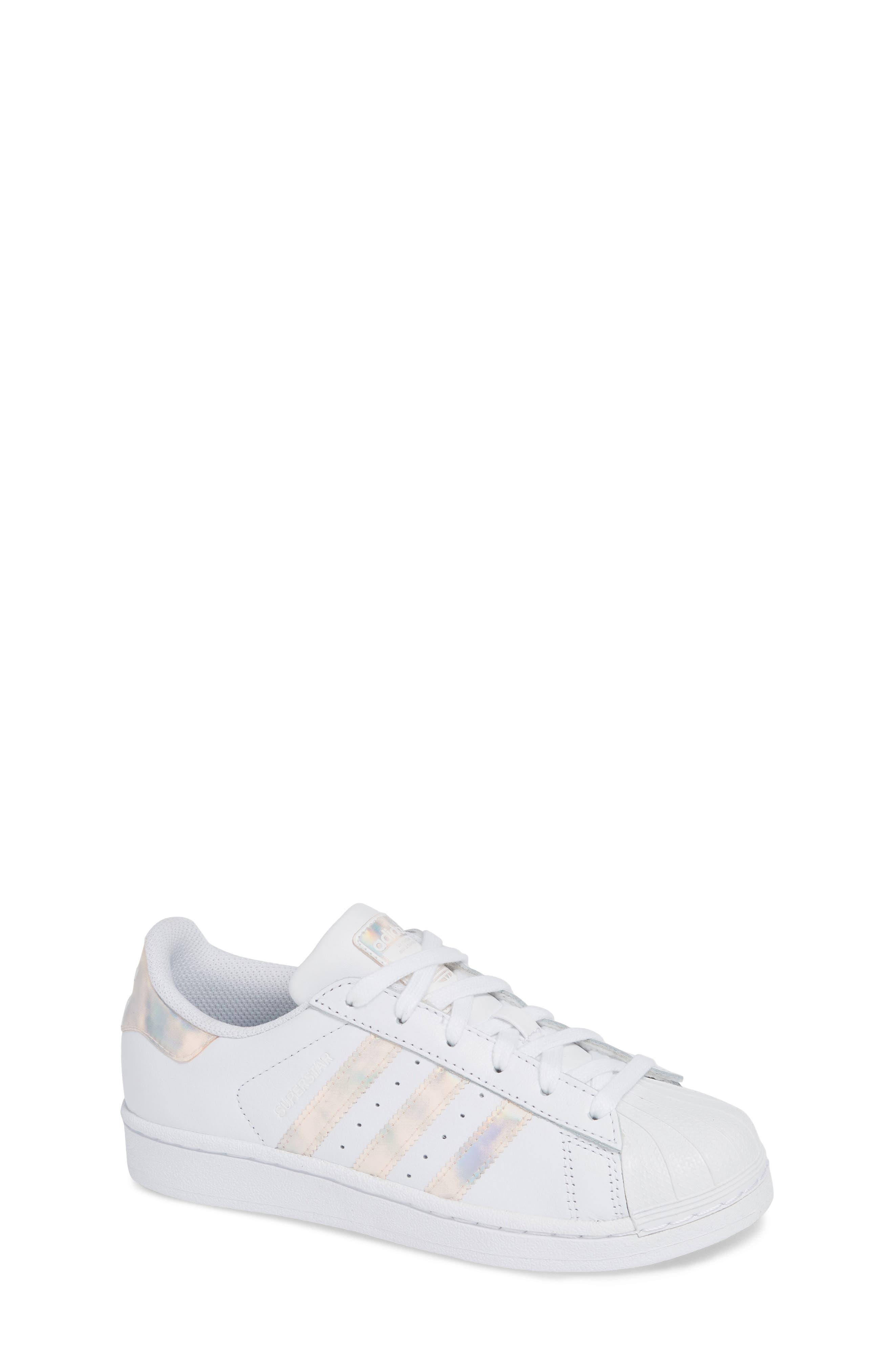 'Superstar II' Sneaker,                             Main thumbnail 1, color,                             FTWR WHITE