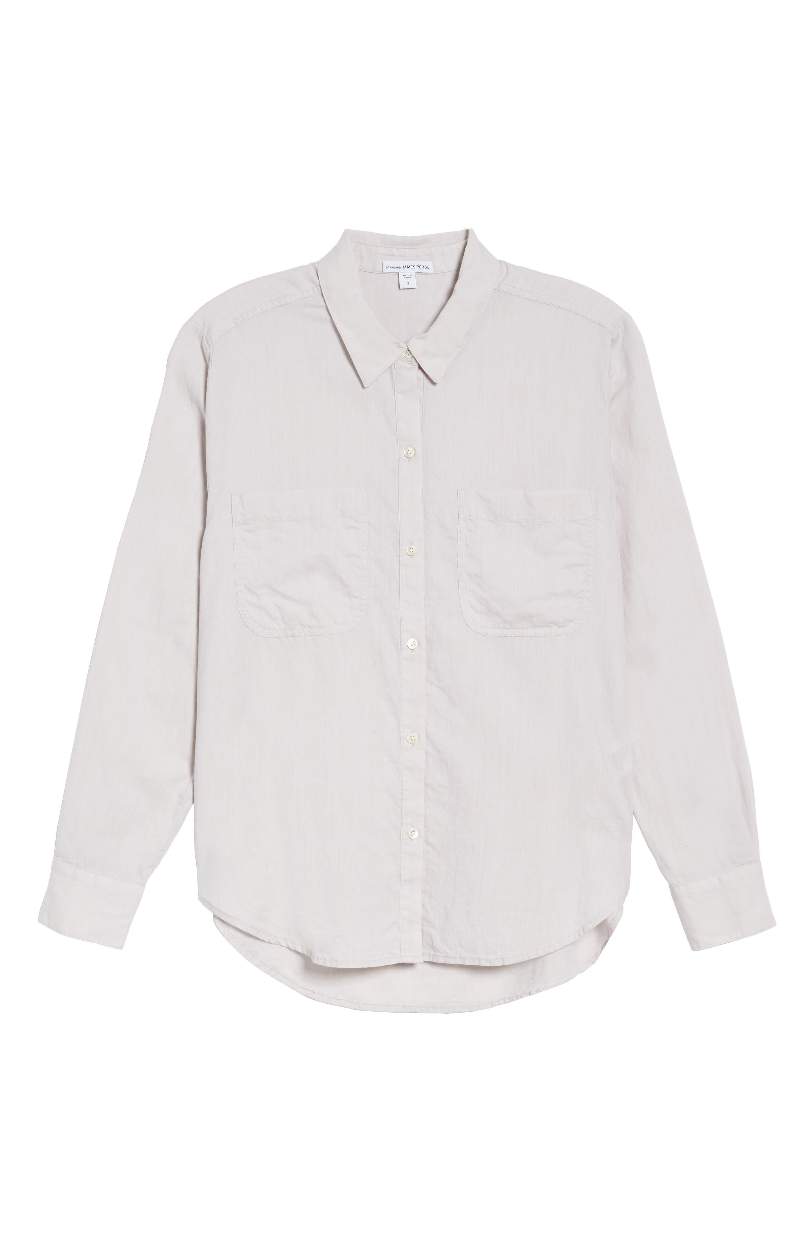 Little Boy Shirt,                             Alternate thumbnail 6, color,                             026