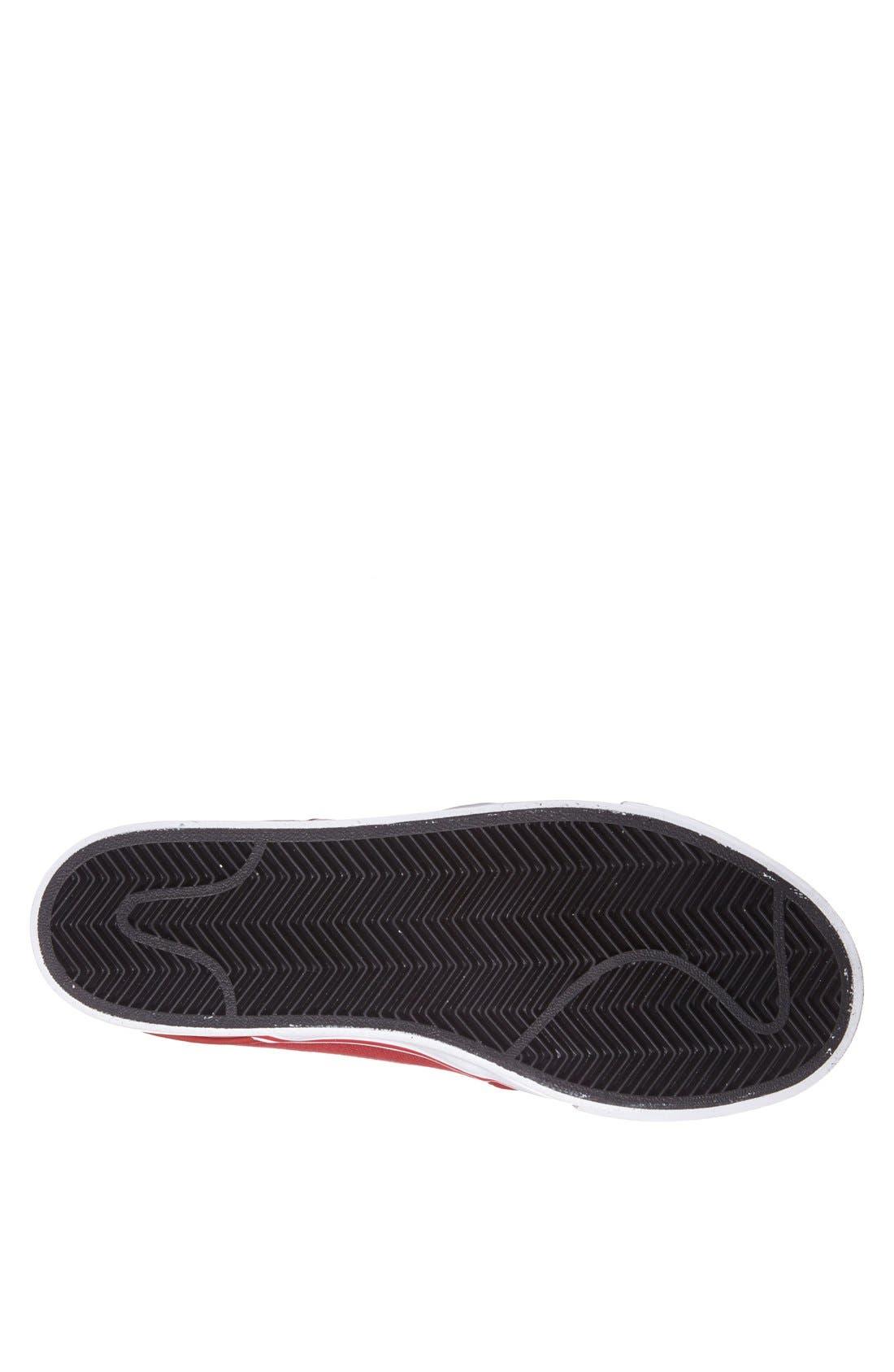 Zoom - Stefan Janoski SB Canvas Skate Shoe,                             Alternate thumbnail 169, color,