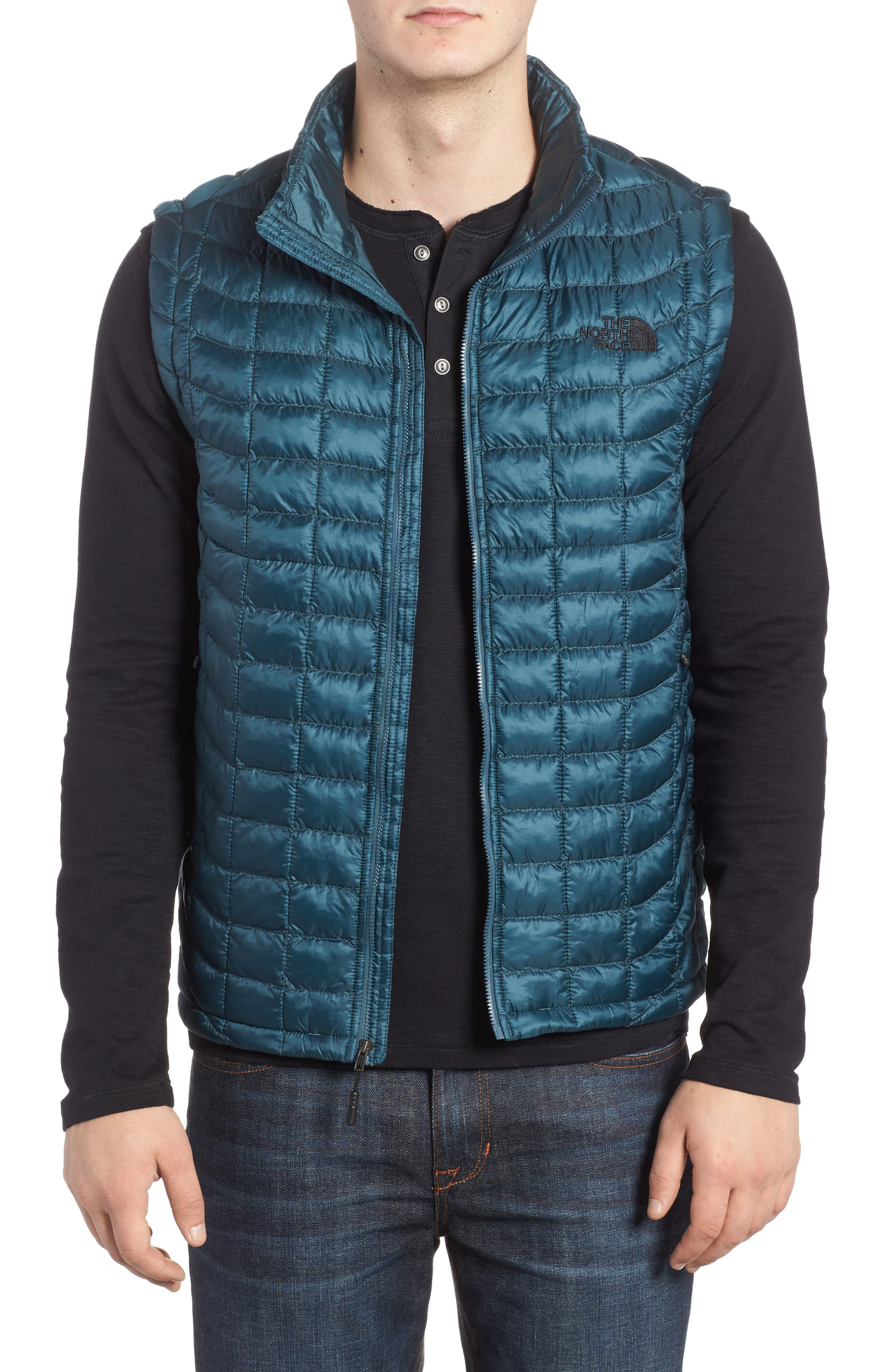 'ThermoBall<sup>™</sup>' Packable PrimaLoft<sup>®</sup> Vest,                             Main thumbnail 5, color,