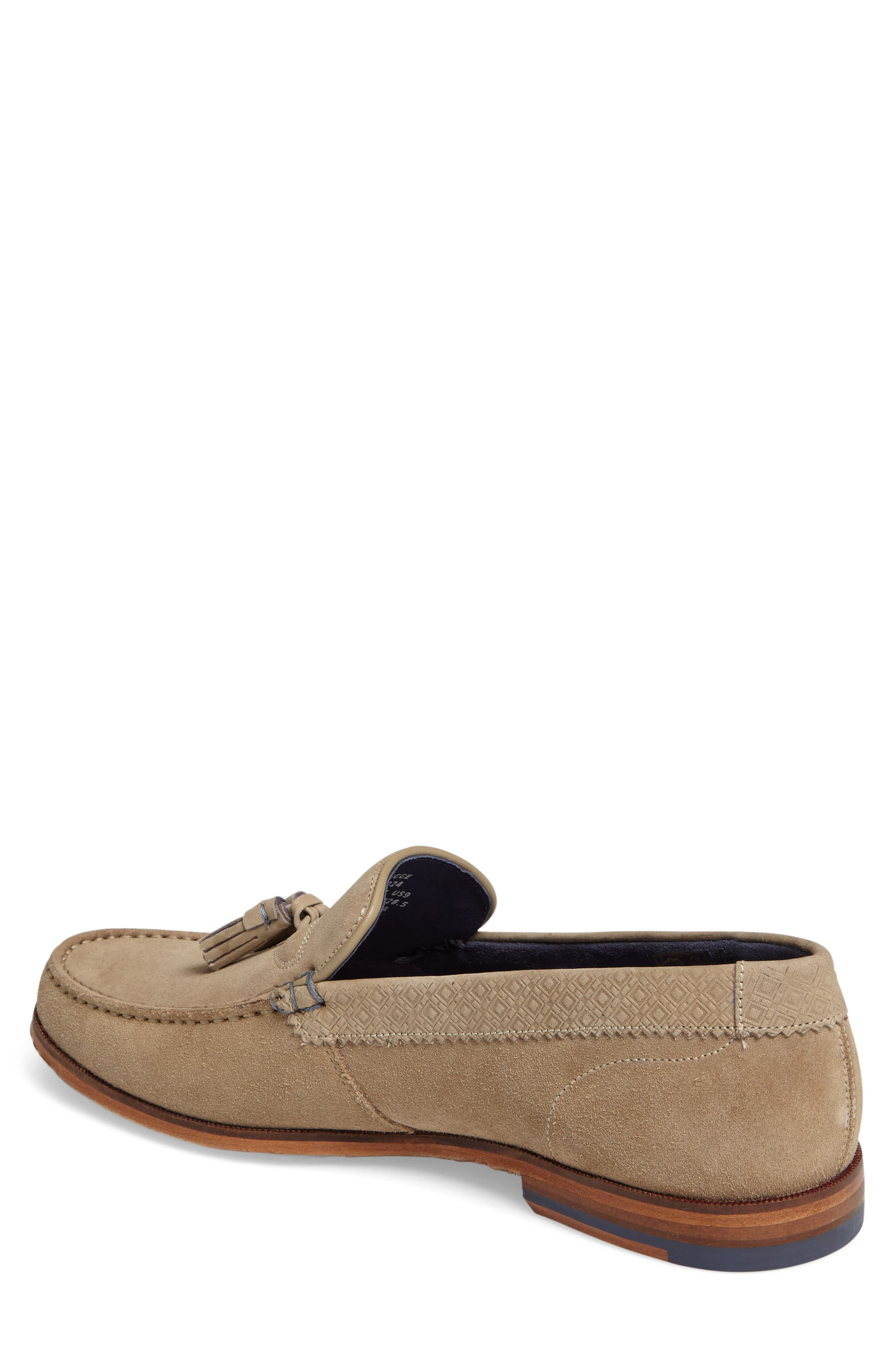 Dougge Tassel Loafer,                             Alternate thumbnail 7, color,
