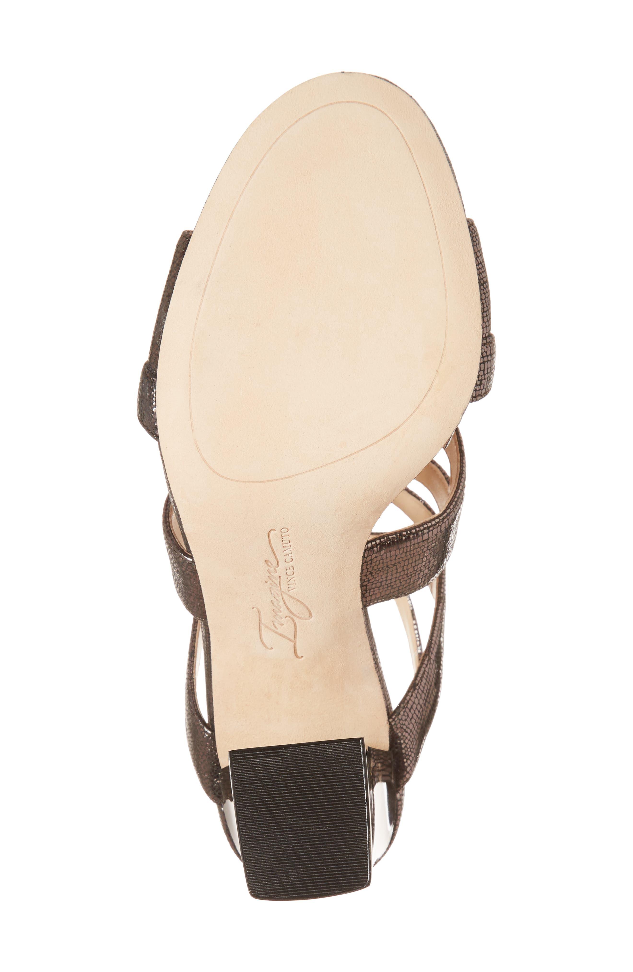Imagine Vince Camuto Zahira Statement Heel Sandal,                             Alternate thumbnail 11, color,
