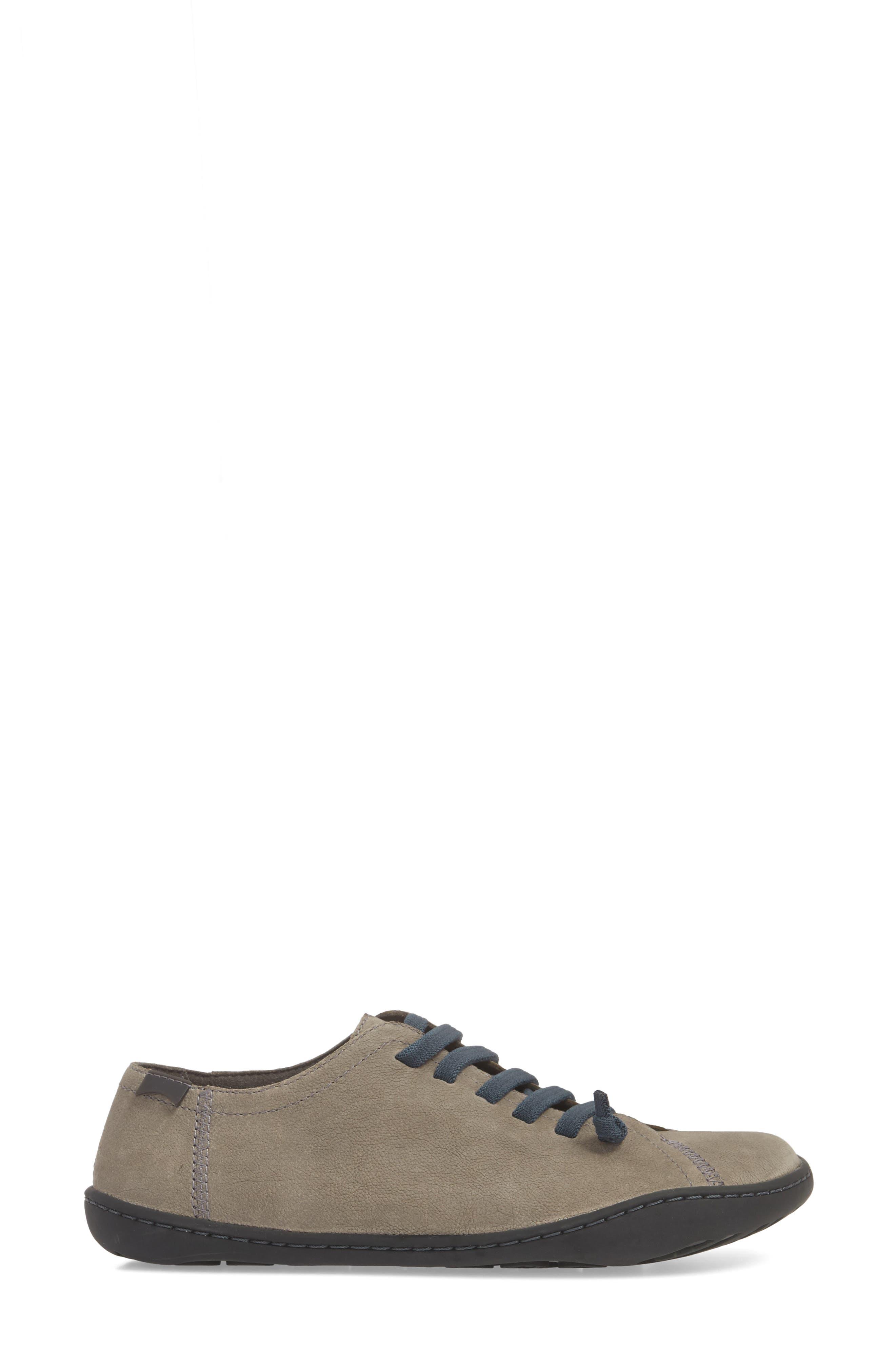 Peu Cami Sneaker,                             Alternate thumbnail 3, color,                             GRAY