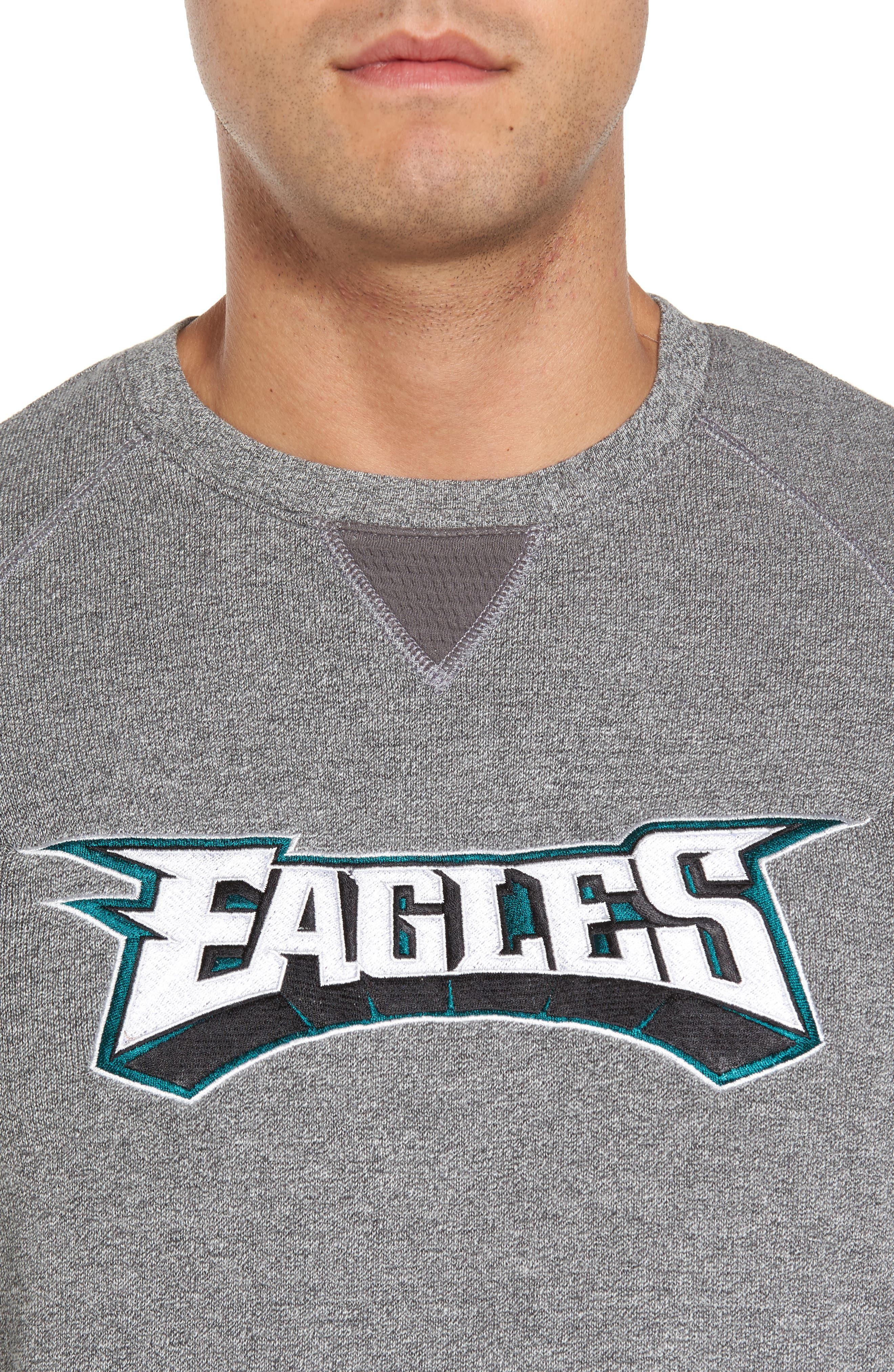 NFL Stitch of Liberty Embroidered Crewneck Sweatshirt,                             Alternate thumbnail 106, color,