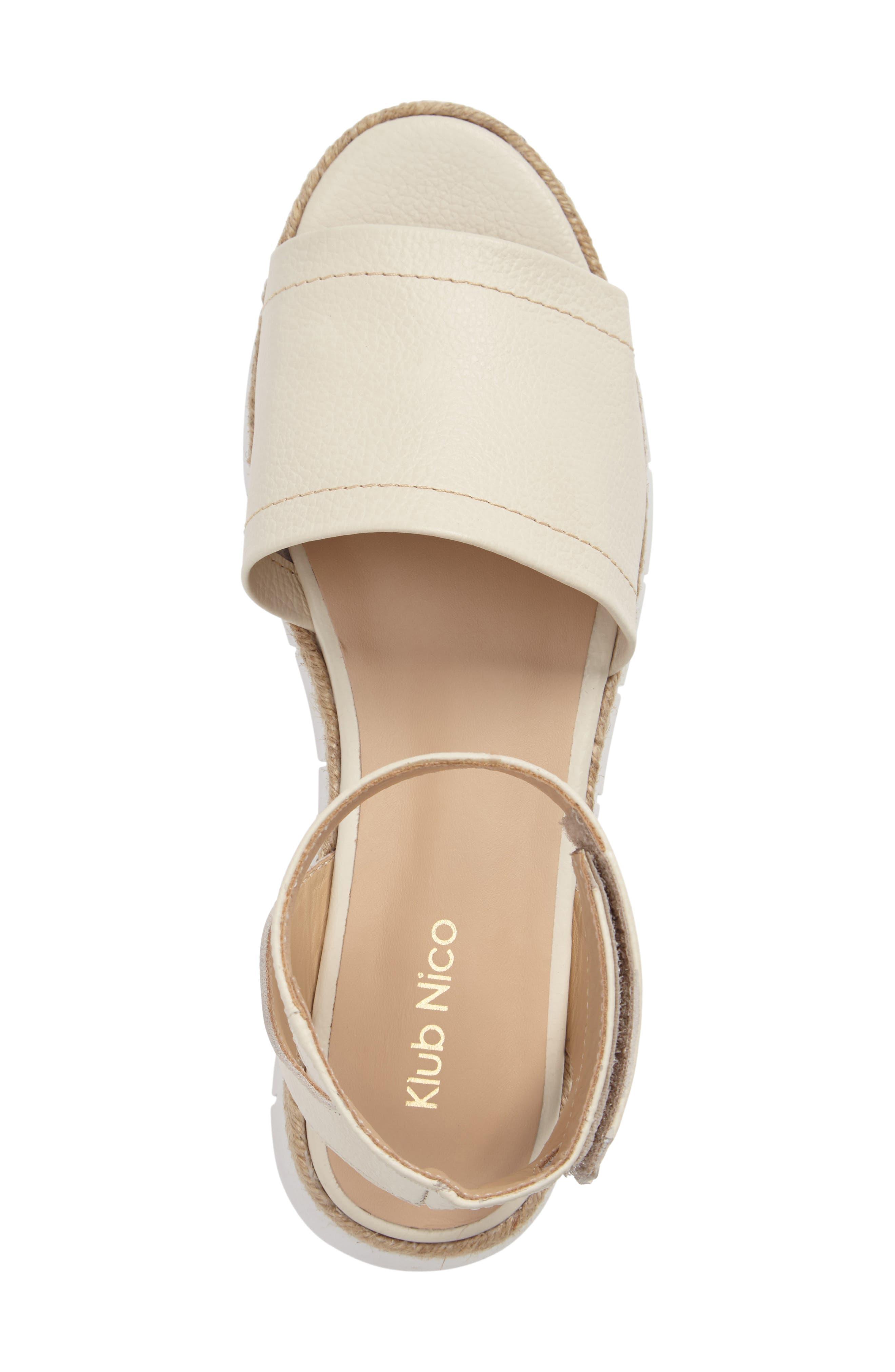 Cleo Platform Sandal,                             Alternate thumbnail 10, color,