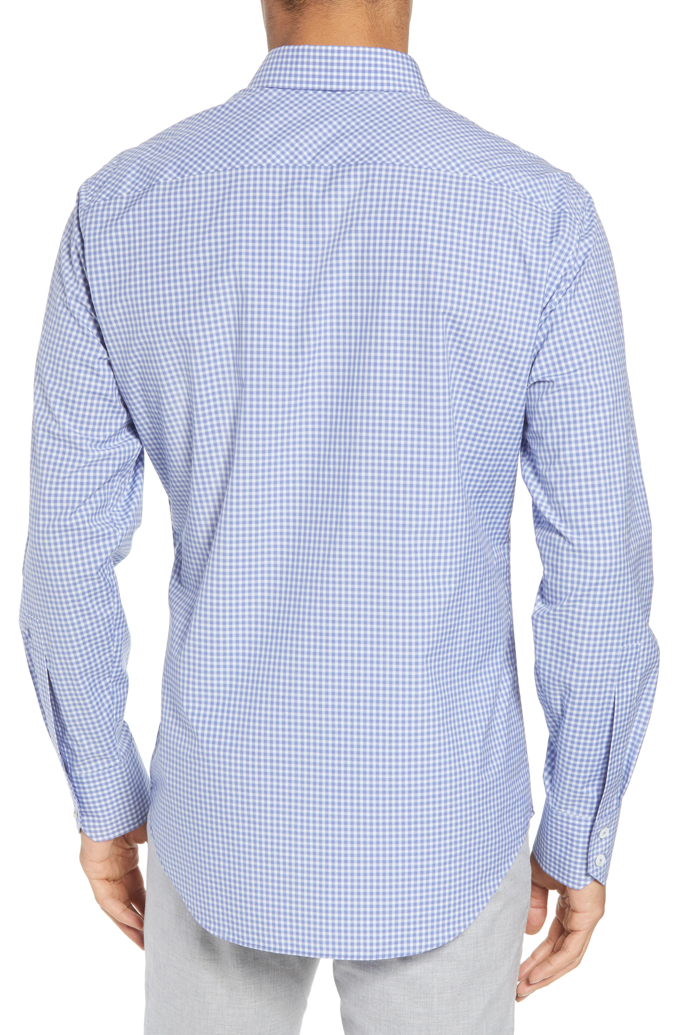 Winston Regular Fit Sport Shirt,                             Alternate thumbnail 2, color,                             422