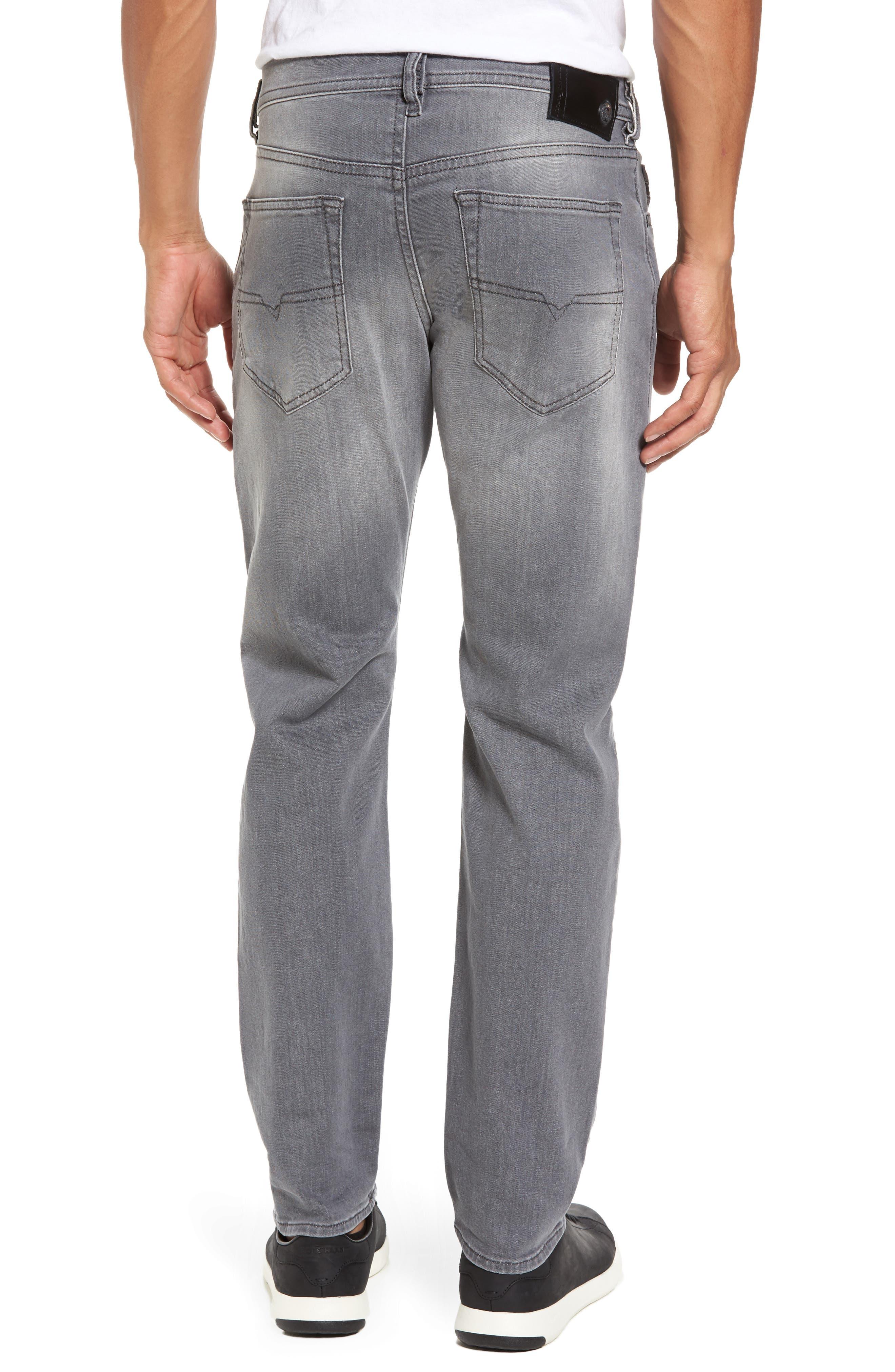 Buster Slim Straight Leg Jeans,                             Alternate thumbnail 2, color,                             020