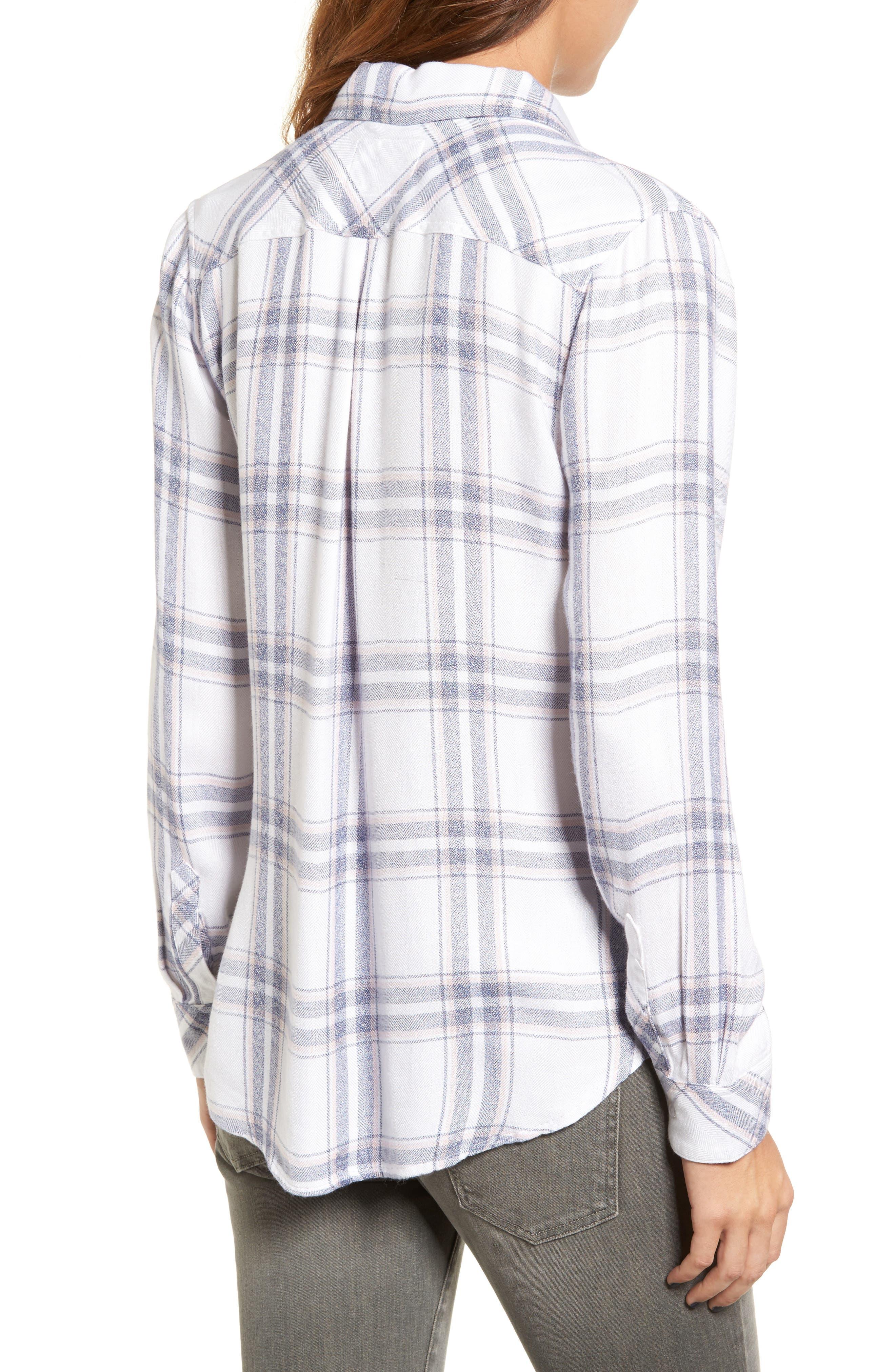 Hunter Plaid Shirt,                             Alternate thumbnail 241, color,