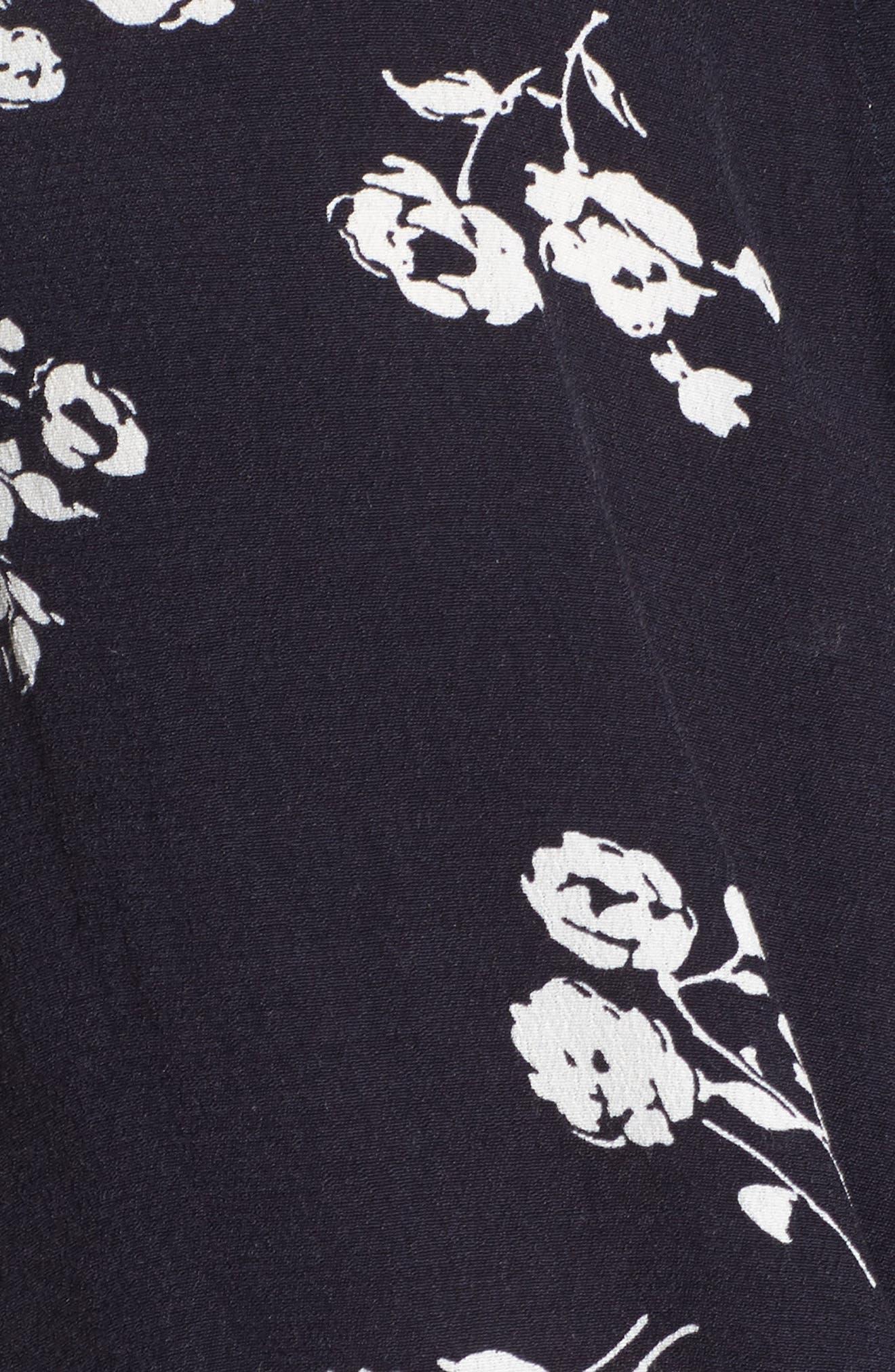 Rowena Tie Front Top,                             Alternate thumbnail 5, color,                             410