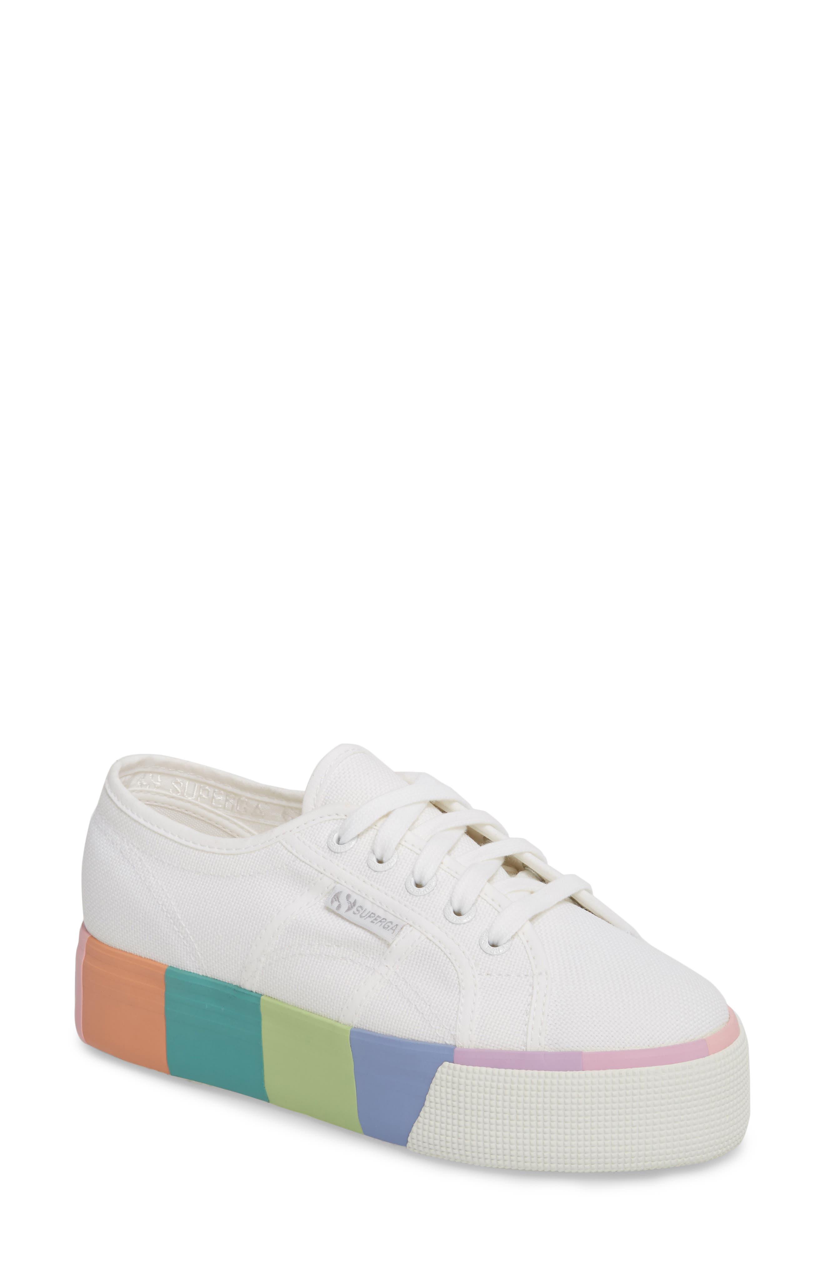 2790 Platform Sneaker,                         Main,                         color, 100