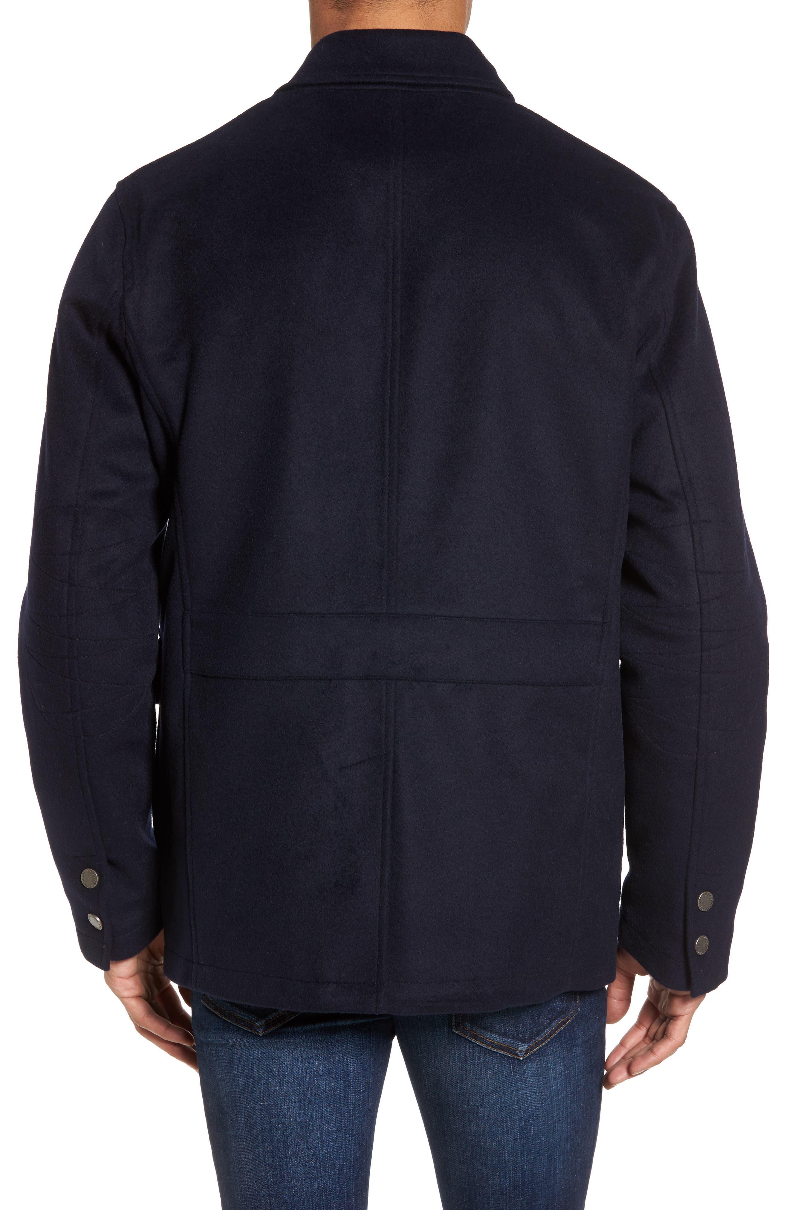 Wool Hybrid Blazer,                             Alternate thumbnail 2, color,