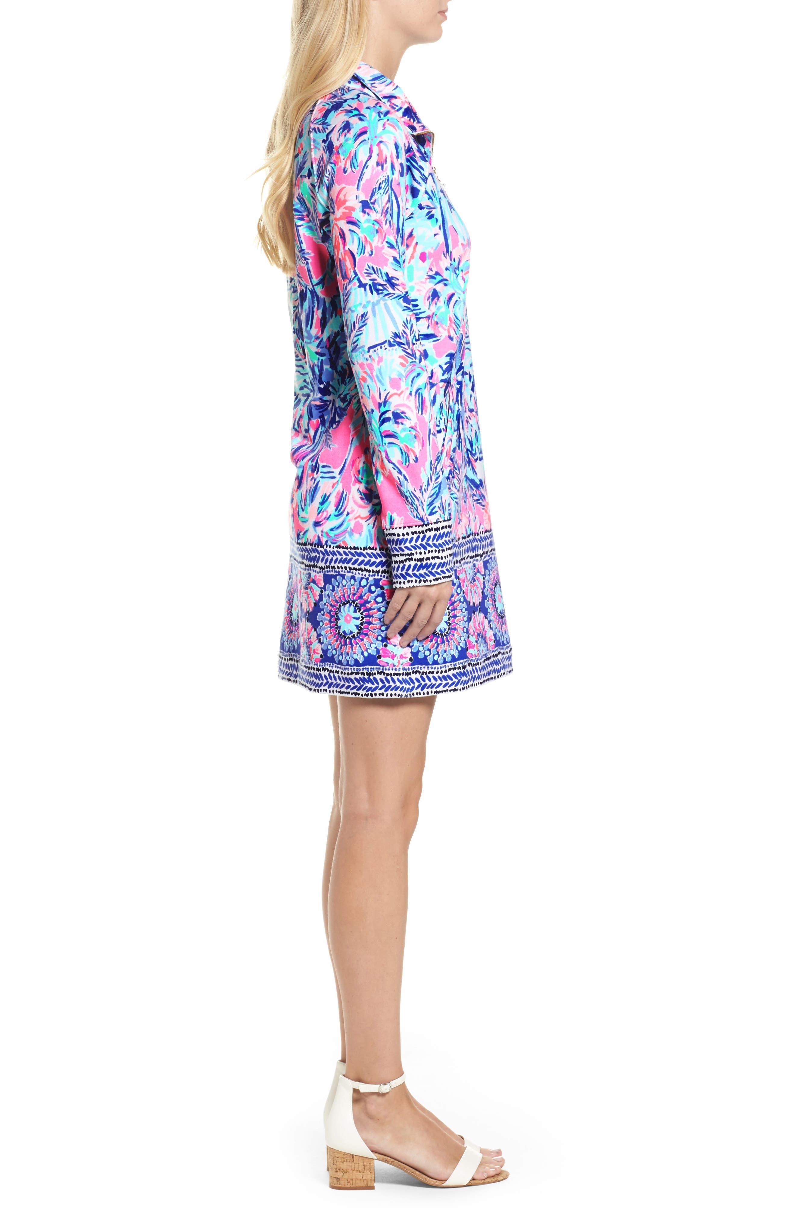 Skipper UPF 50+ Dress,                             Alternate thumbnail 3, color,                             699