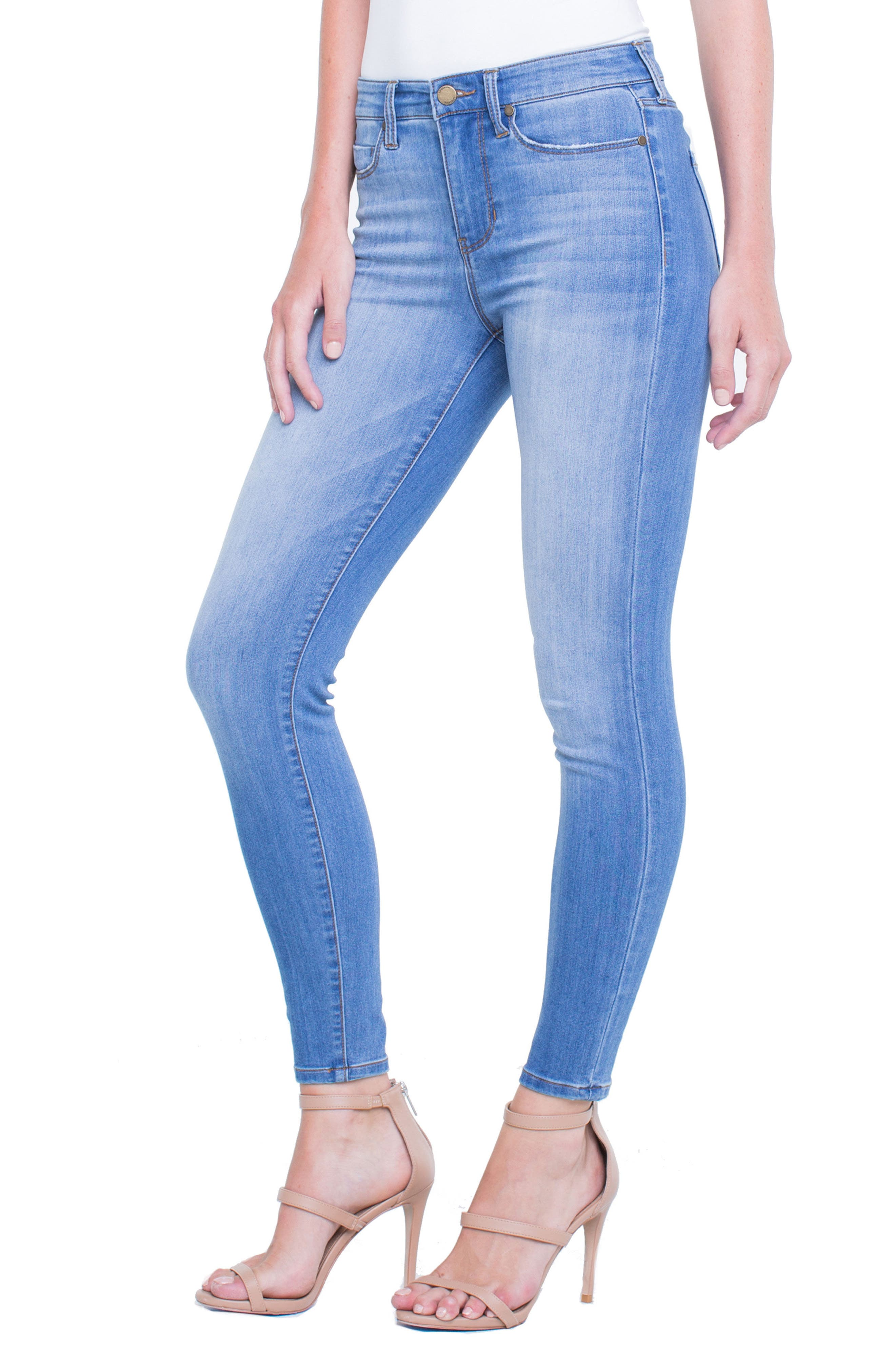 Penny Ankle Skinny Jeans,                             Alternate thumbnail 14, color,