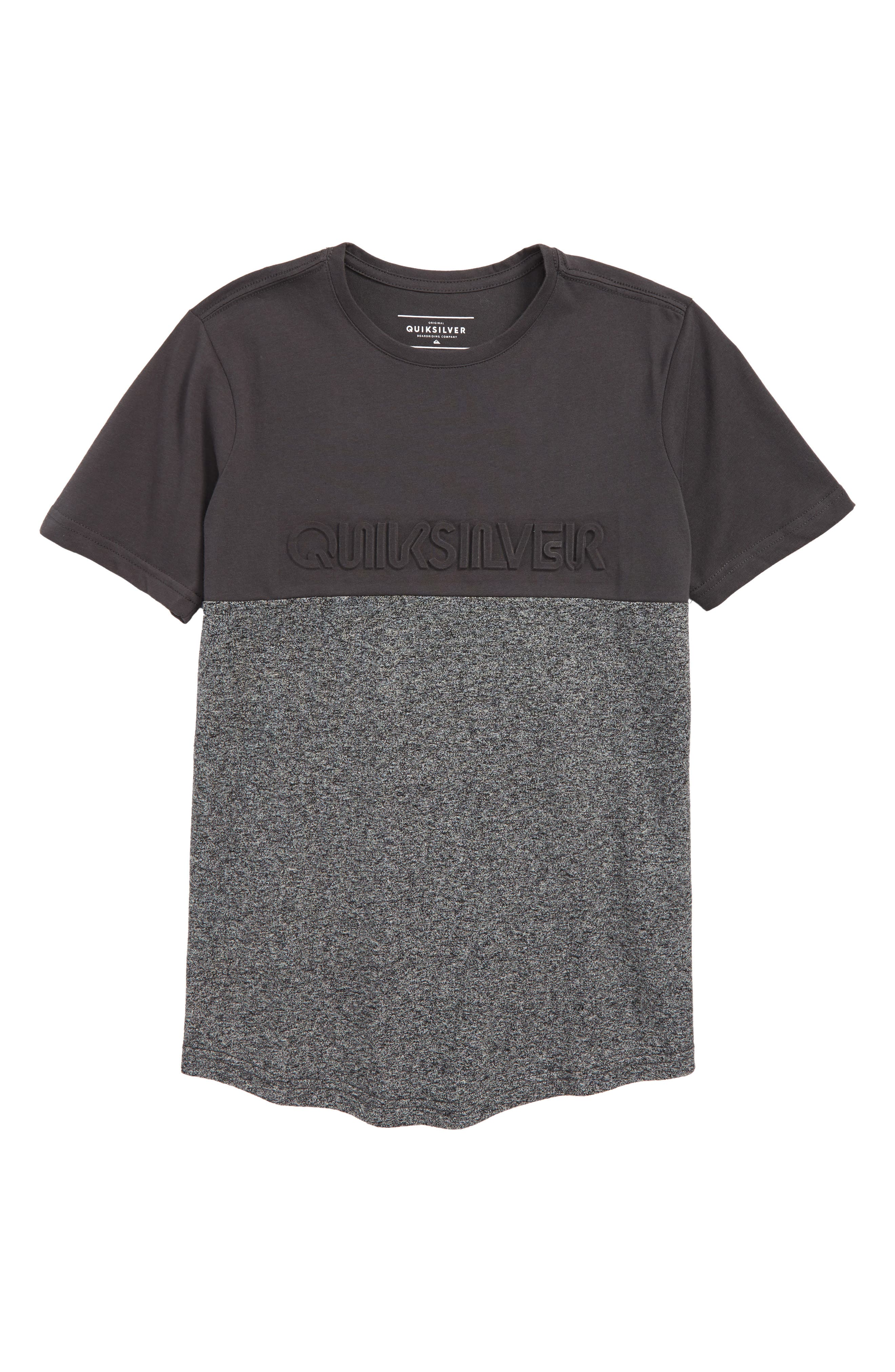 Kuju T-Shirt,                         Main,                         color, TARMAC