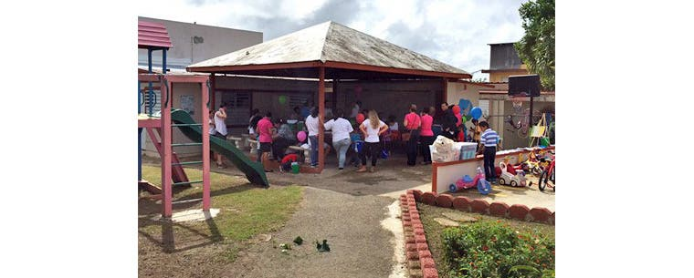 Casa de Todos, Puerto Rico