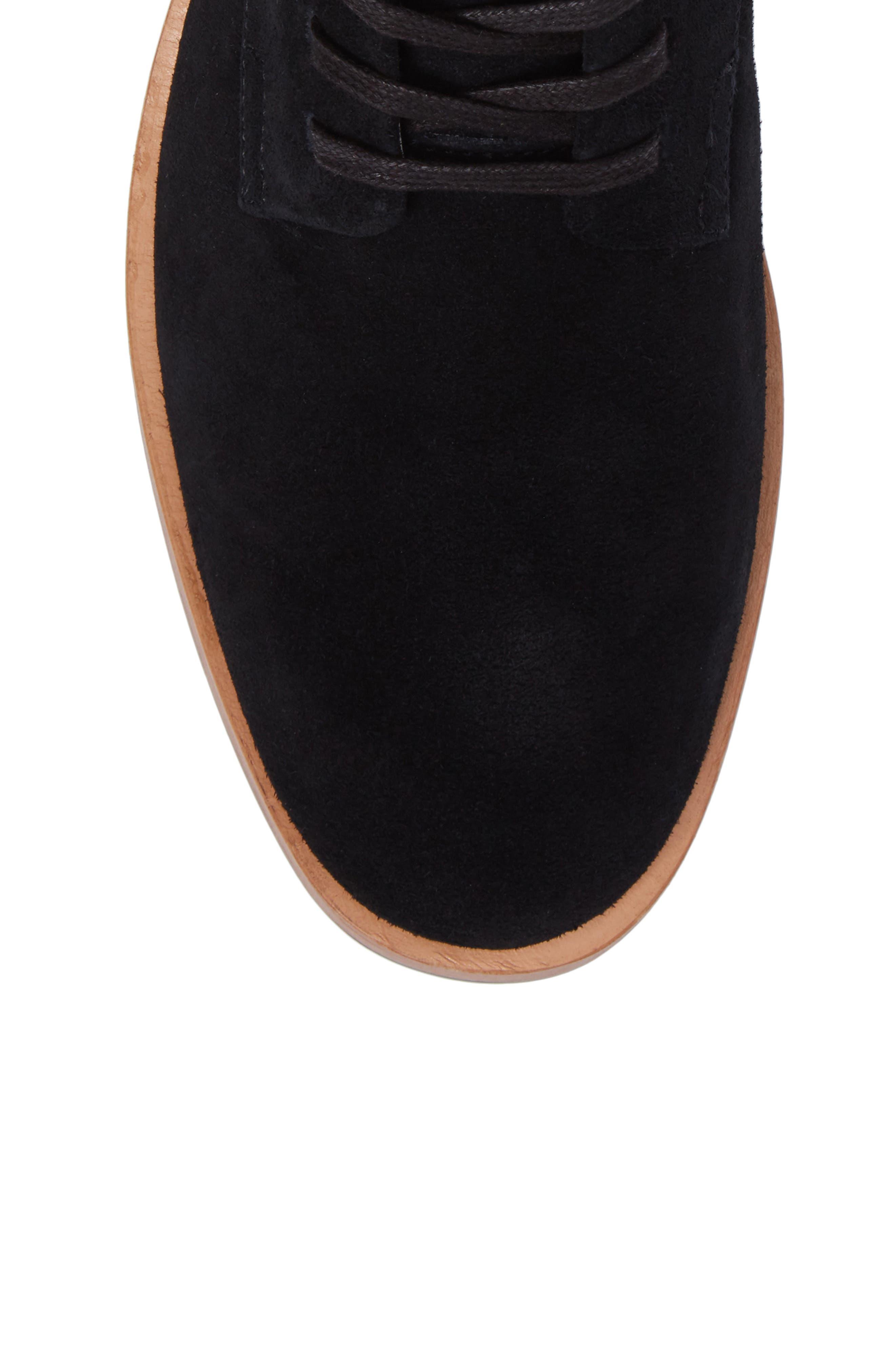 Radburn Plain Toe Boot,                             Alternate thumbnail 5, color,                             001