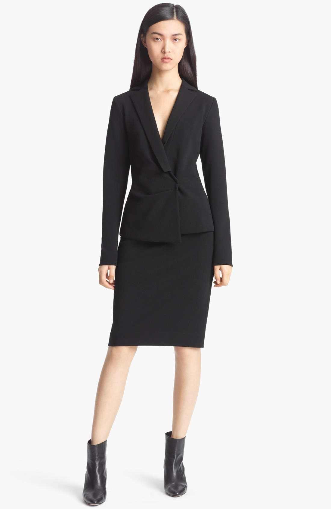 Lida Baday Jacket & Skirt,                             Alternate thumbnail 3, color,