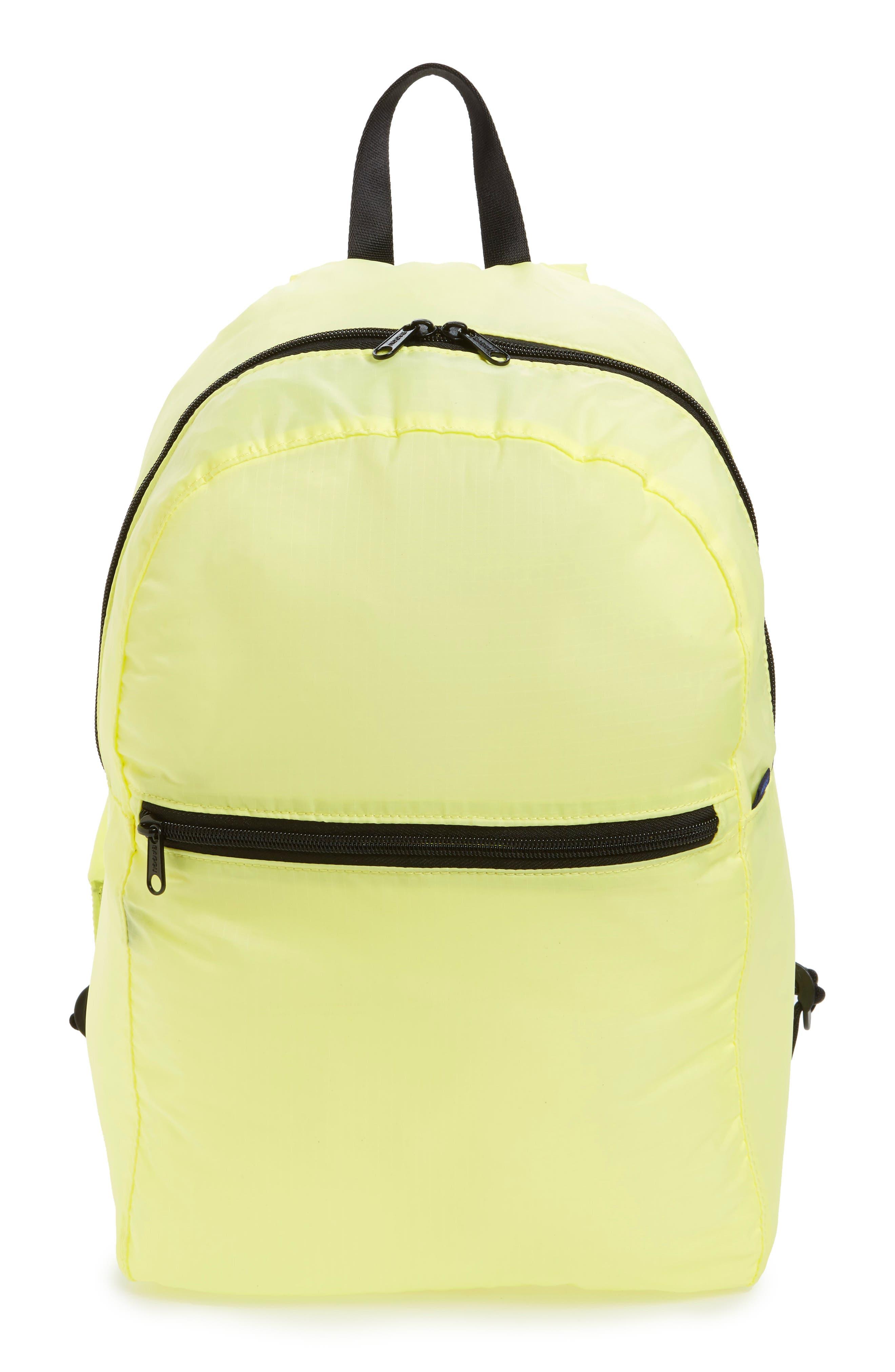 Ripstop Nylon Backpack,                             Main thumbnail 4, color,