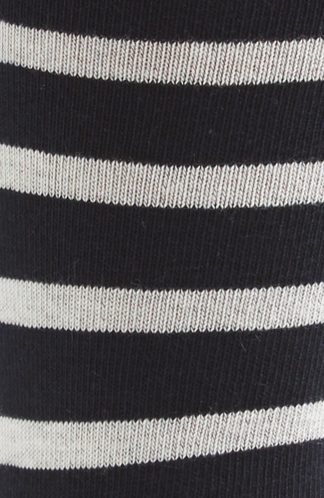 'Pieds Rayes A' Striped Socks,                             Alternate thumbnail 12, color,