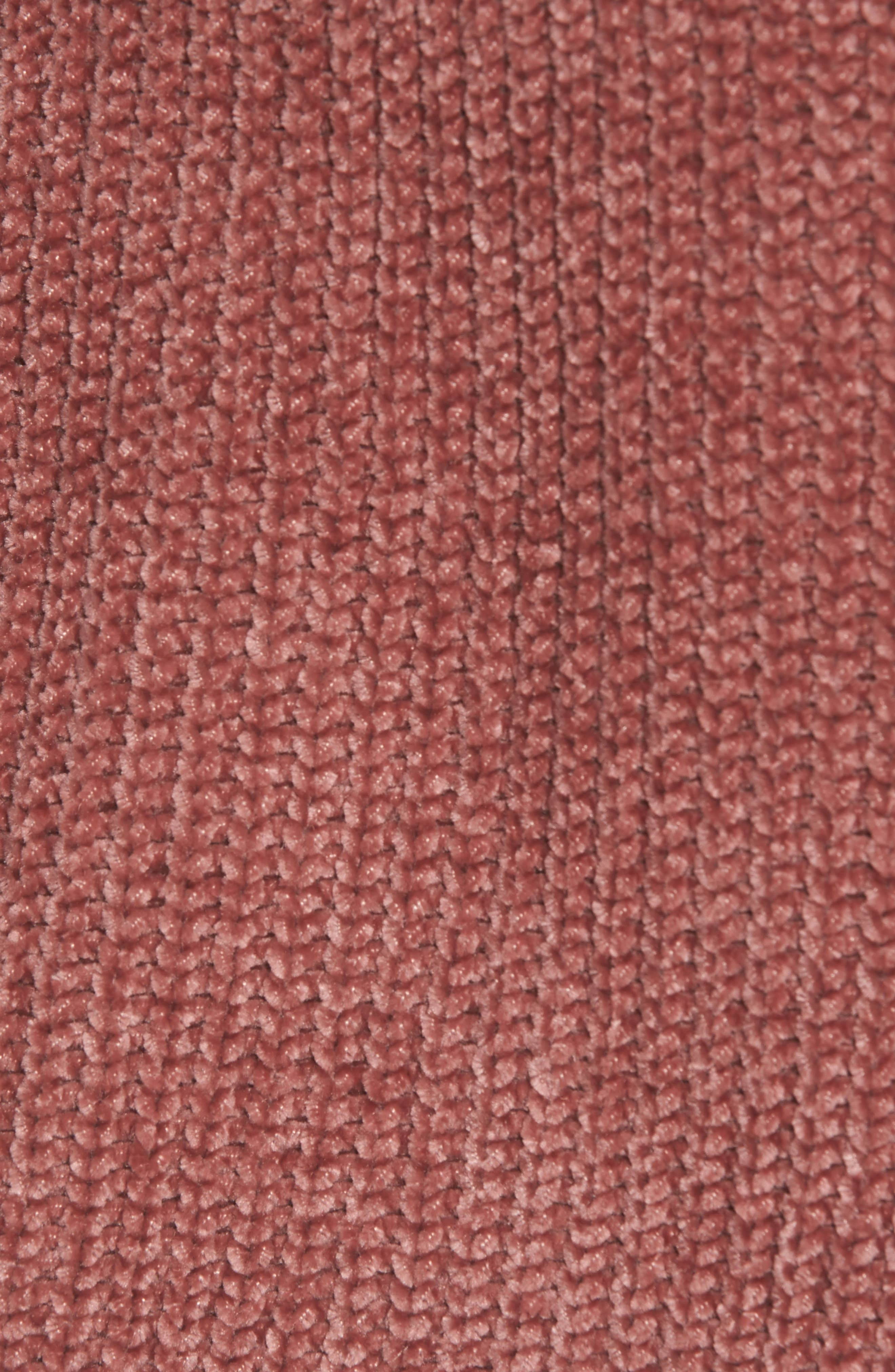 Zip Sleeve Turtleneck Sweater,                             Alternate thumbnail 5, color,                             566