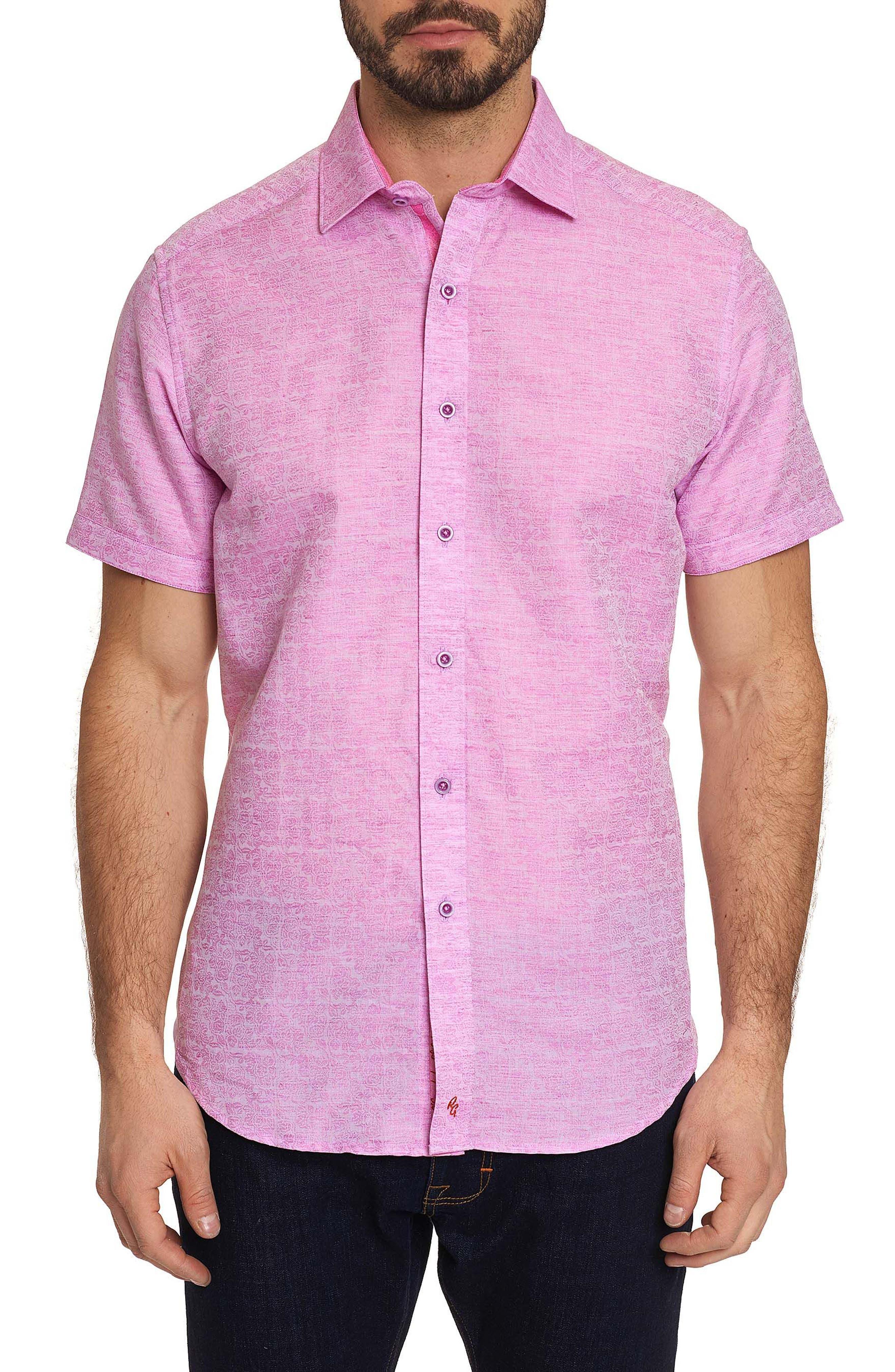 Cyprus Classic Fit Linen & Cotton Sport Shirt,                             Main thumbnail 3, color,