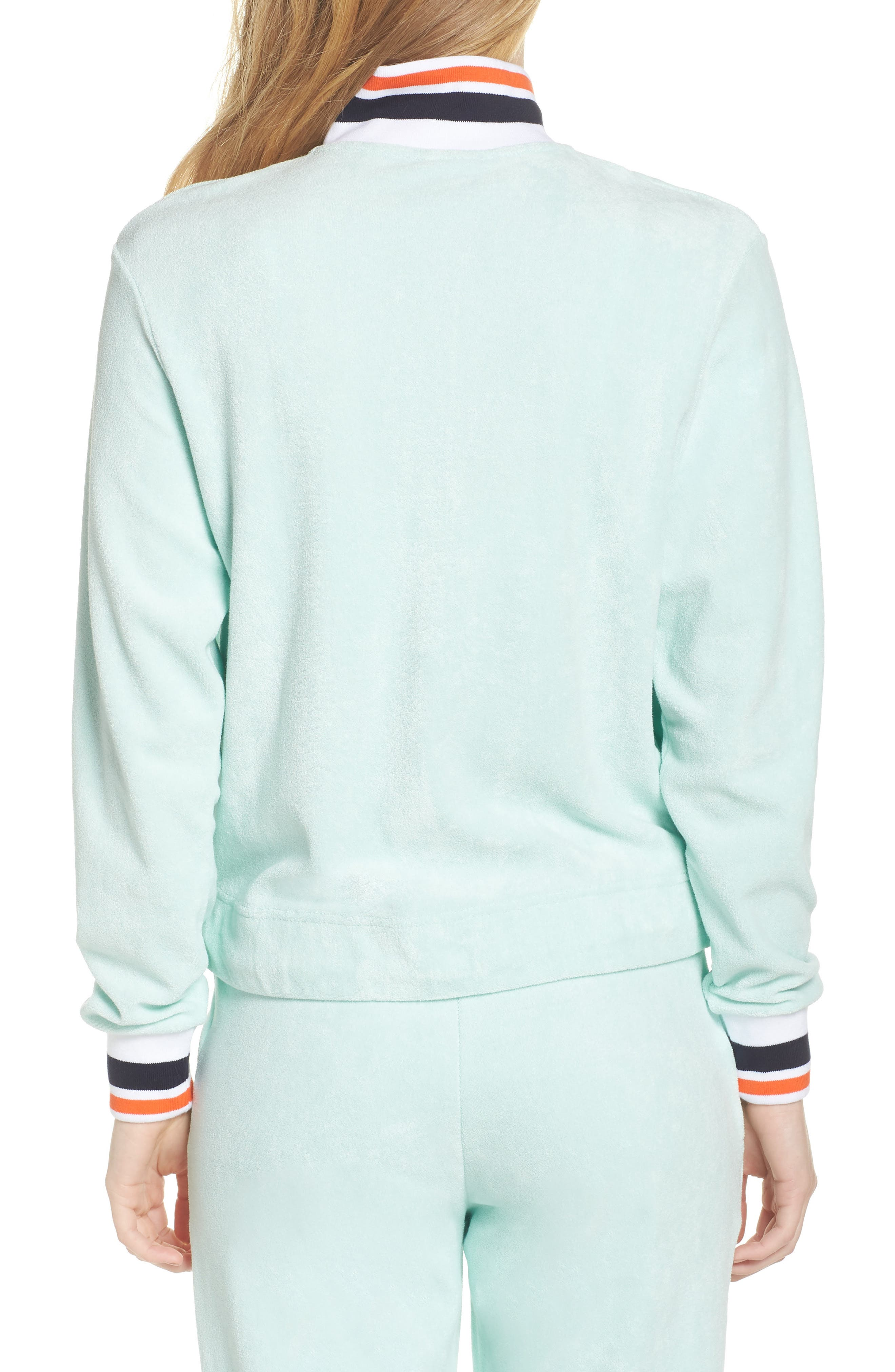 Sportswear French Terry Jacket,                             Alternate thumbnail 8, color,