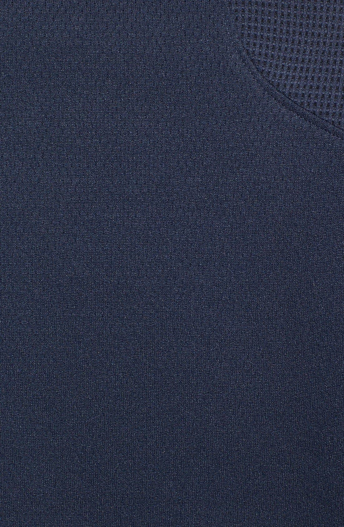Seattle Seahawks - Edge DryTec Moisture Wicking Half Zip Pullover,                             Alternate thumbnail 2, color,