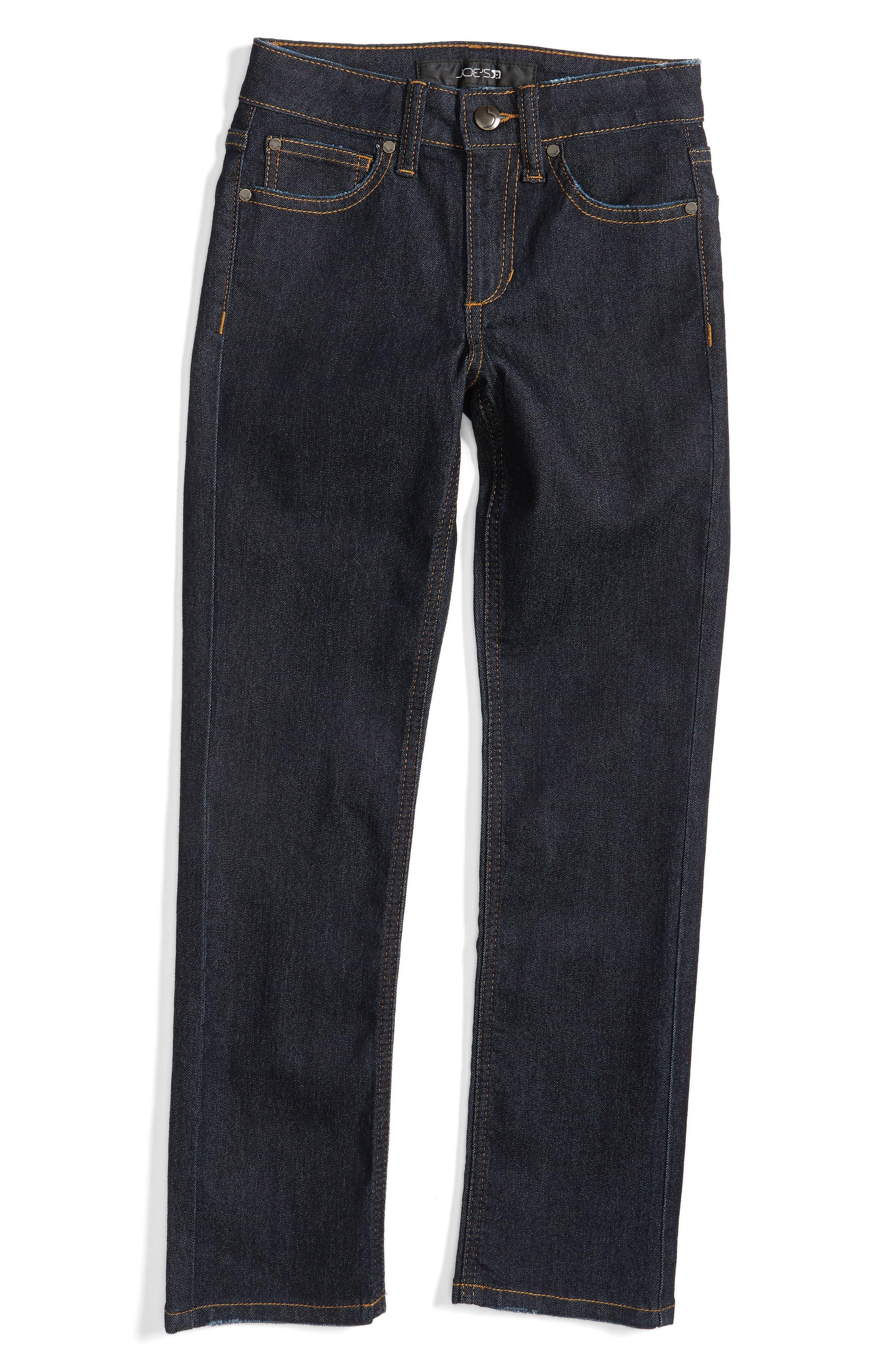Brixton Straight Leg Jeans,                             Alternate thumbnail 2, color,