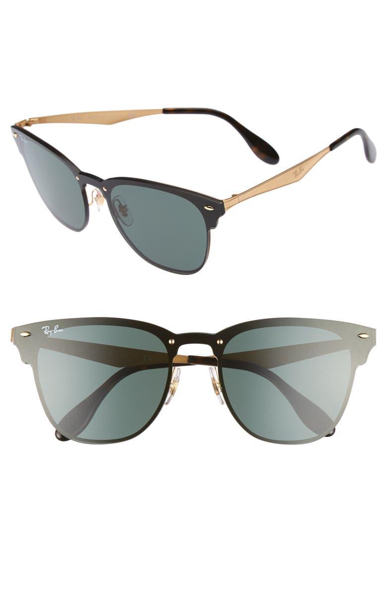 b3faf977402 Ray-Ban Clubmaster 53mm Sunglasses