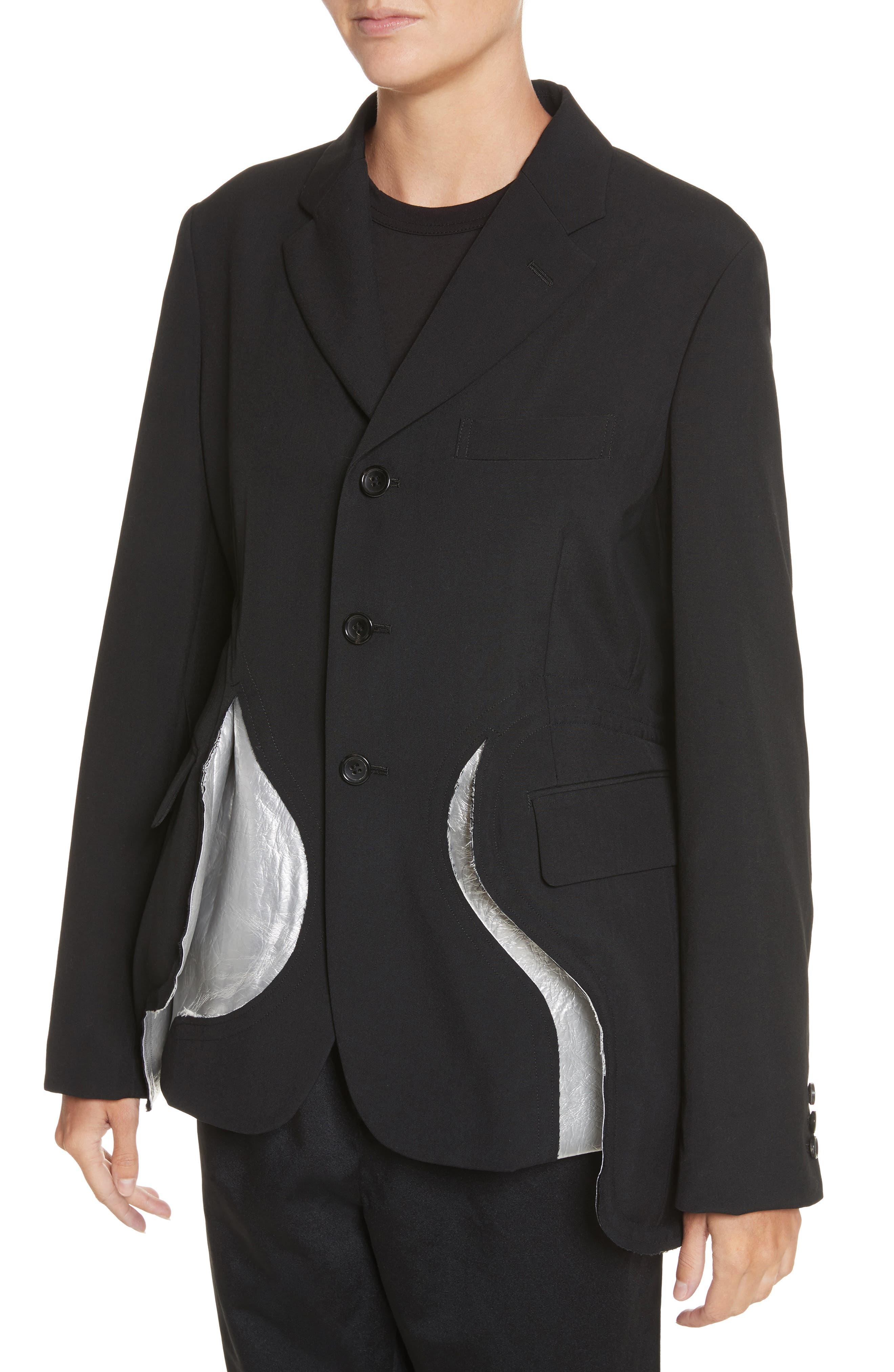 Cotton Jacket,                             Alternate thumbnail 4, color,
