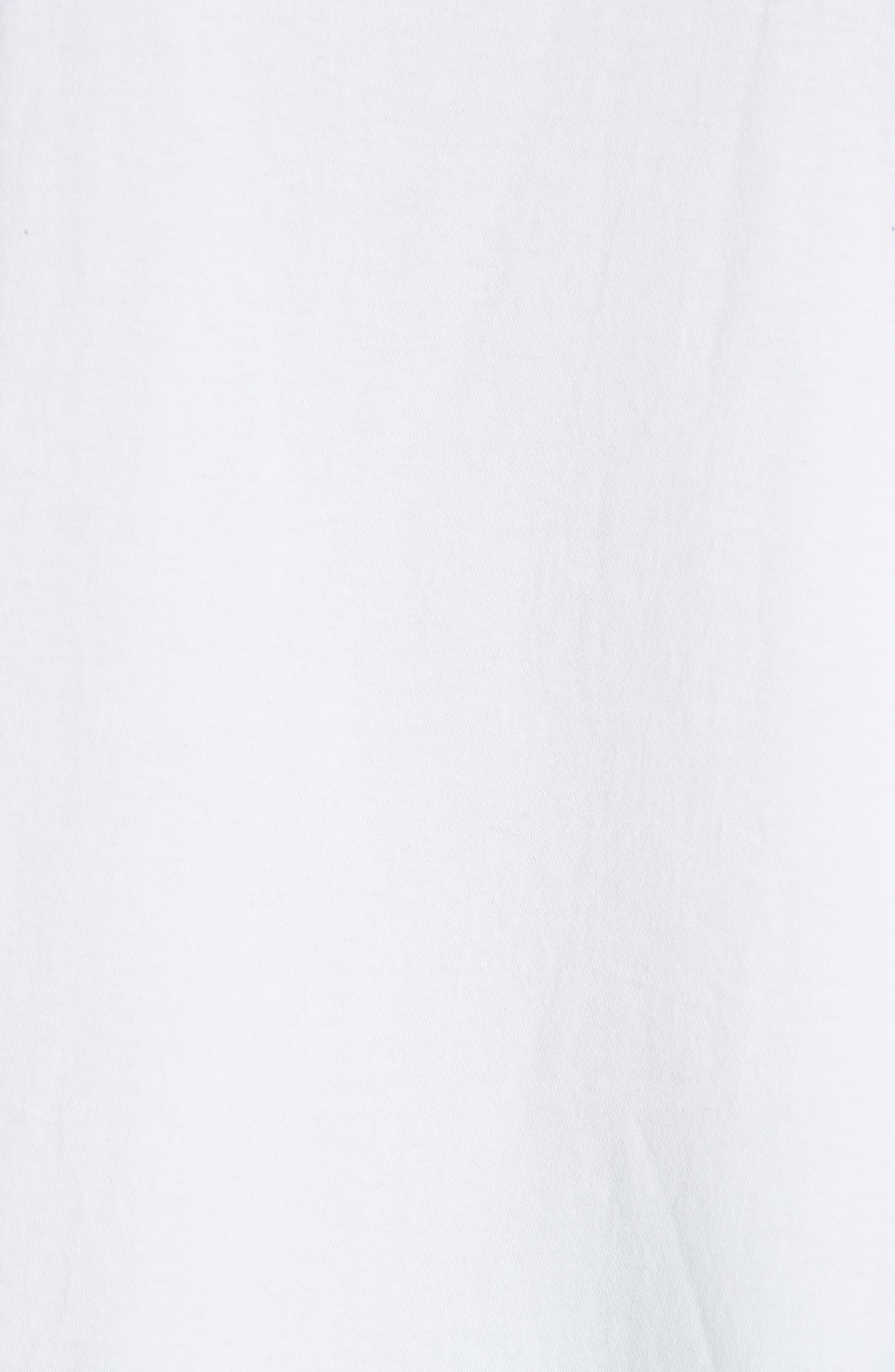 Slater Graphic T-Shirt,                             Alternate thumbnail 5, color,                             WHITE