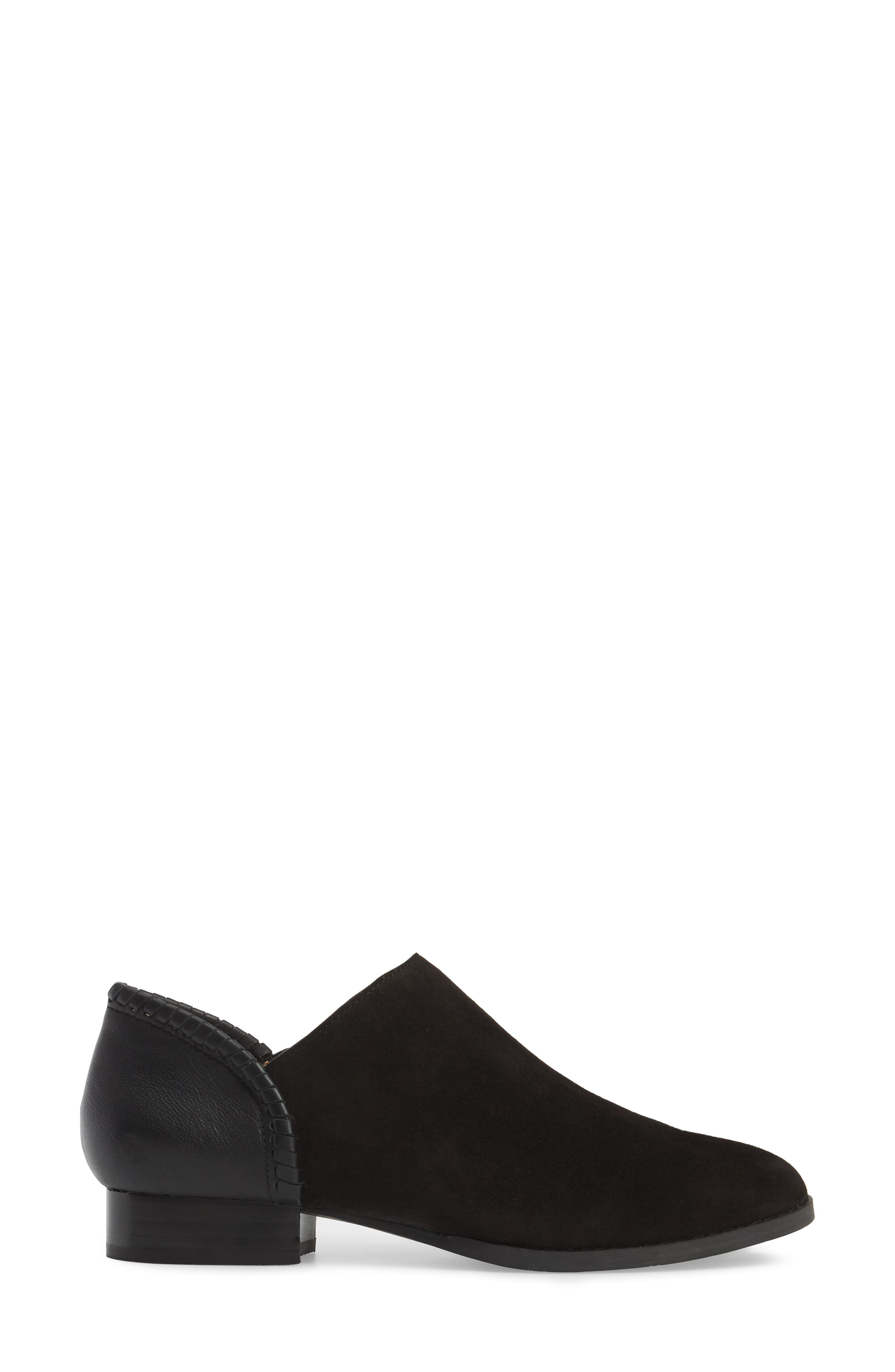 Avery Low Bootie,                             Alternate thumbnail 3, color,                             001