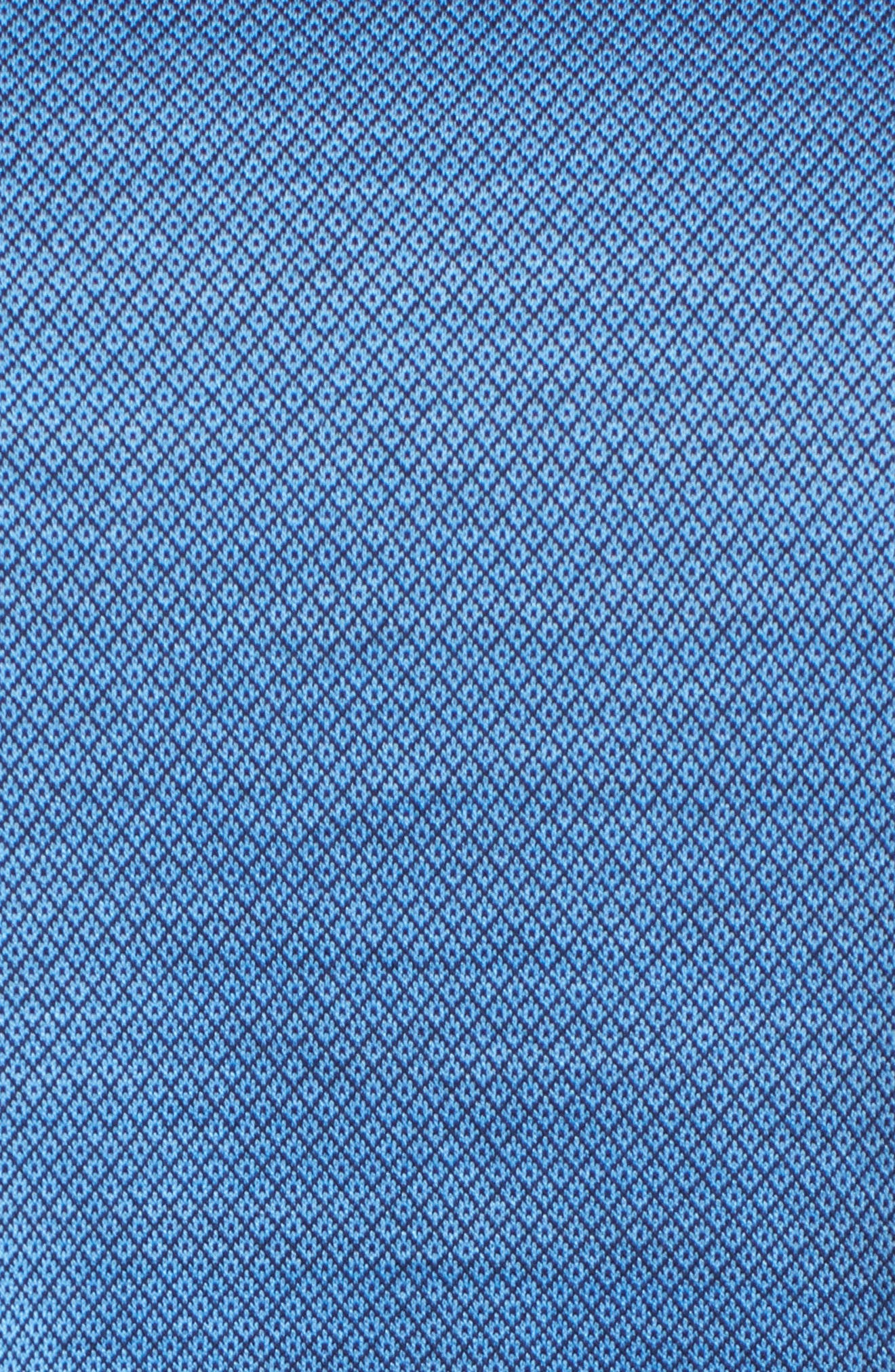 Mercerized Cotton Jacquard Polo,                             Alternate thumbnail 19, color,