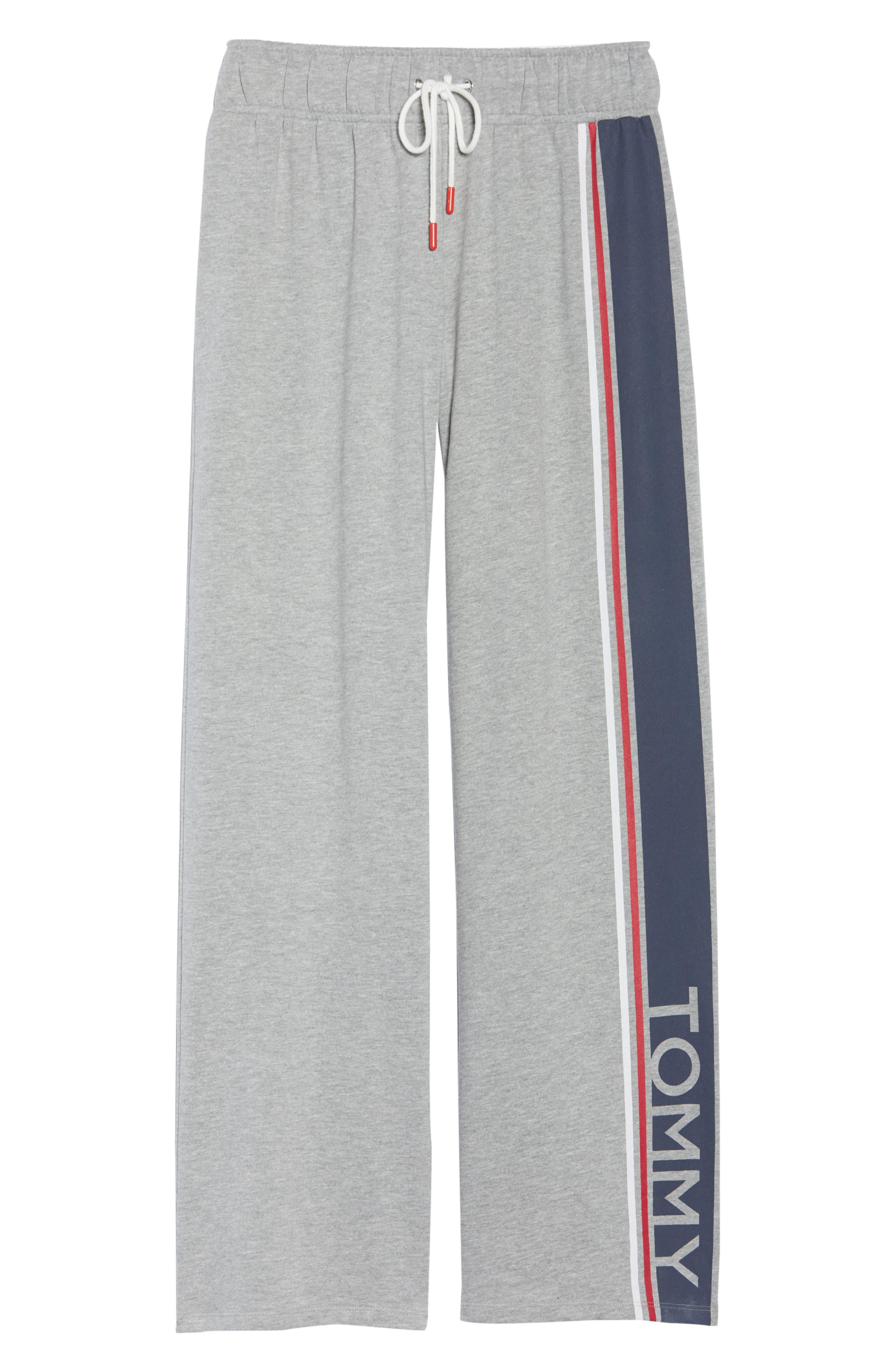 Stripe Lounge Pants,                             Alternate thumbnail 11, color,