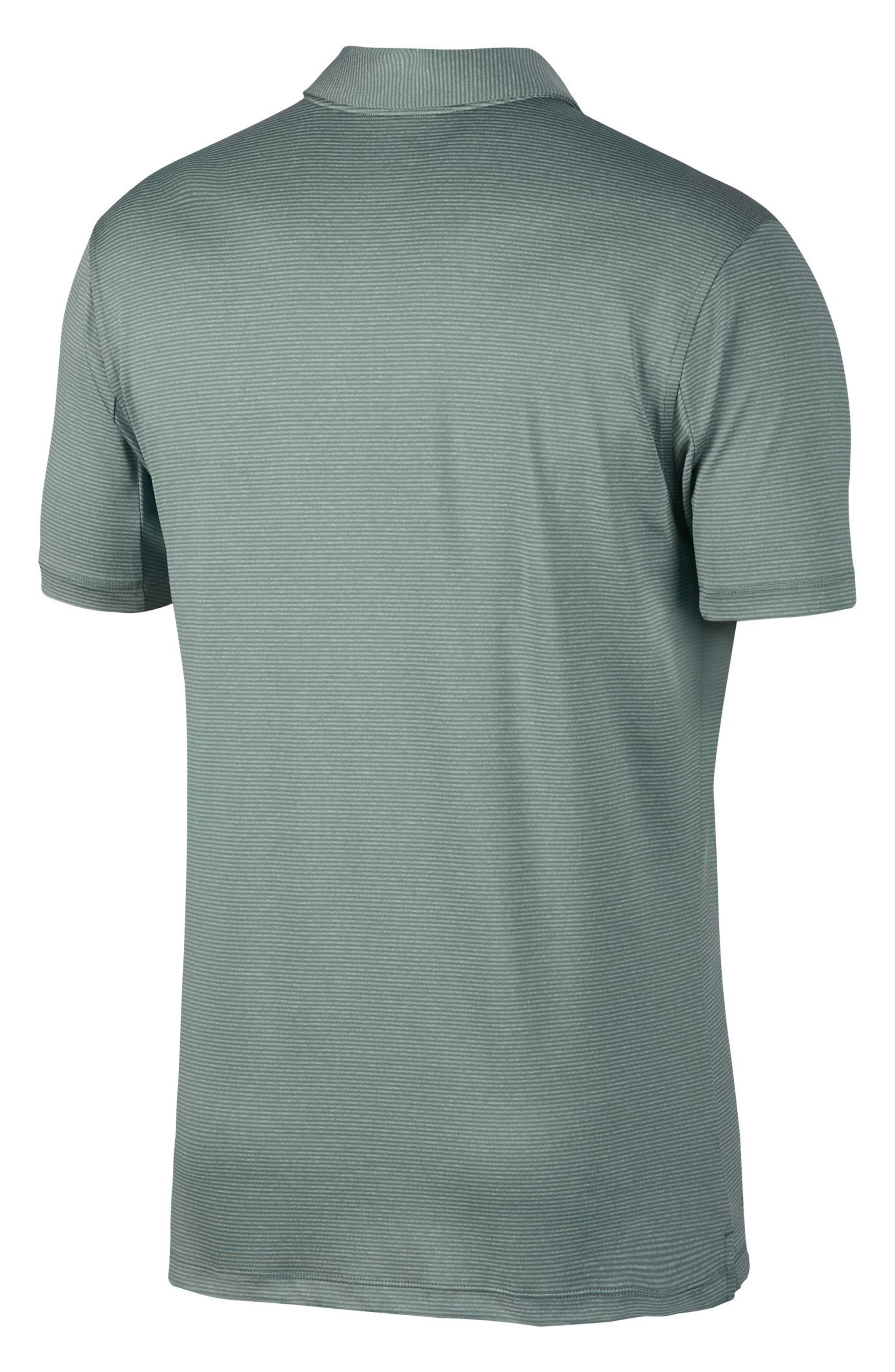 Dry Polo Shirt,                             Alternate thumbnail 7, color,                             CLAY GREEN/ BLACK