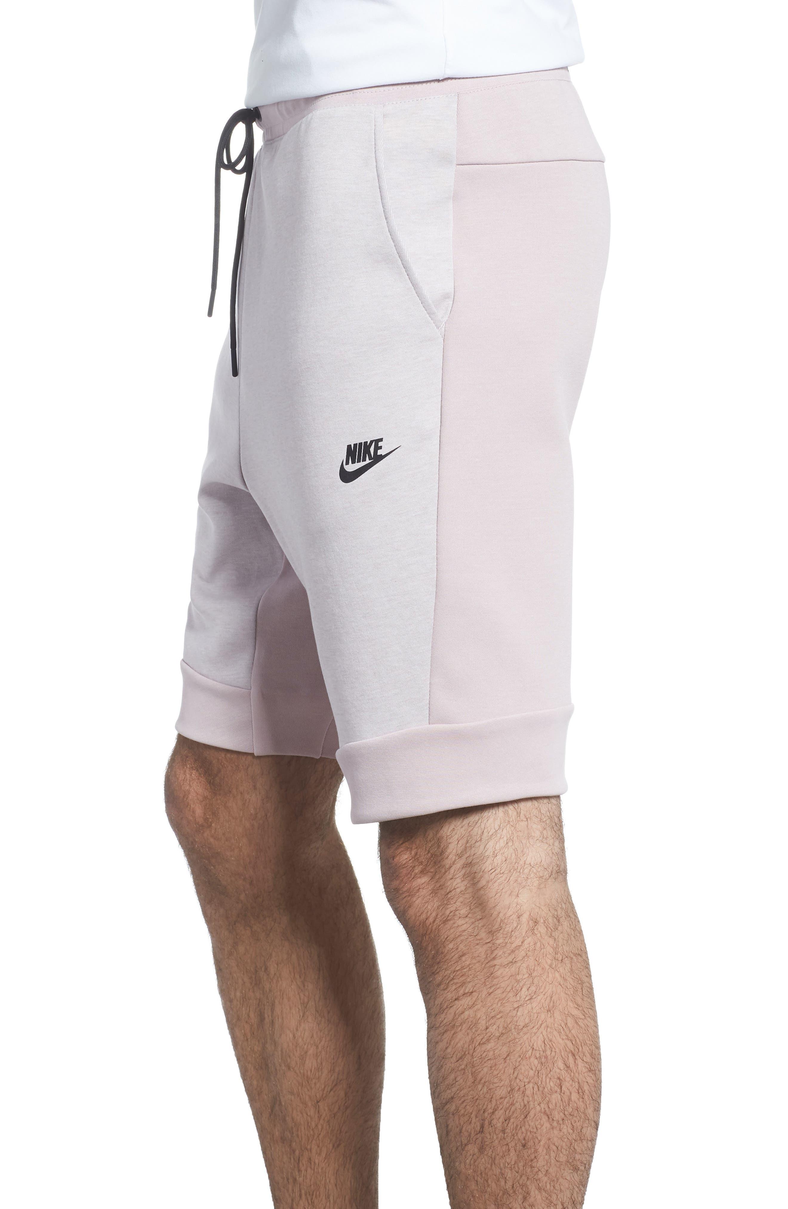 NSW Tech Fleece Shorts,                             Alternate thumbnail 9, color,