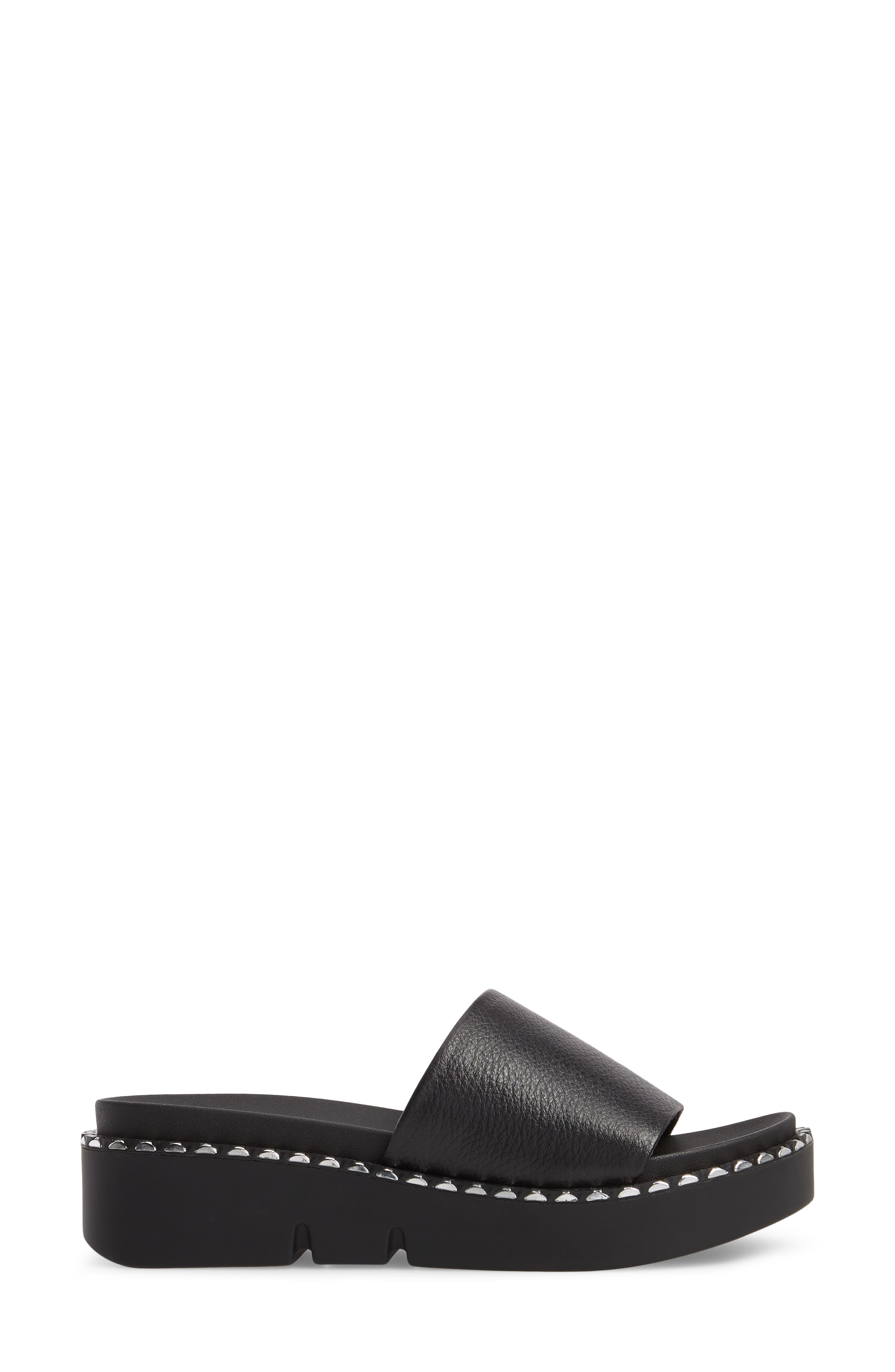 CHINESE LAUNDRY,                             Promise Platform Slide Sandal,                             Alternate thumbnail 3, color,                             001