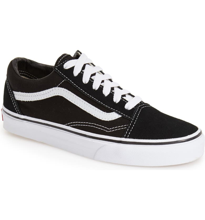 67015fd220 Vans Og Old Skool Lx Sneakers - Black