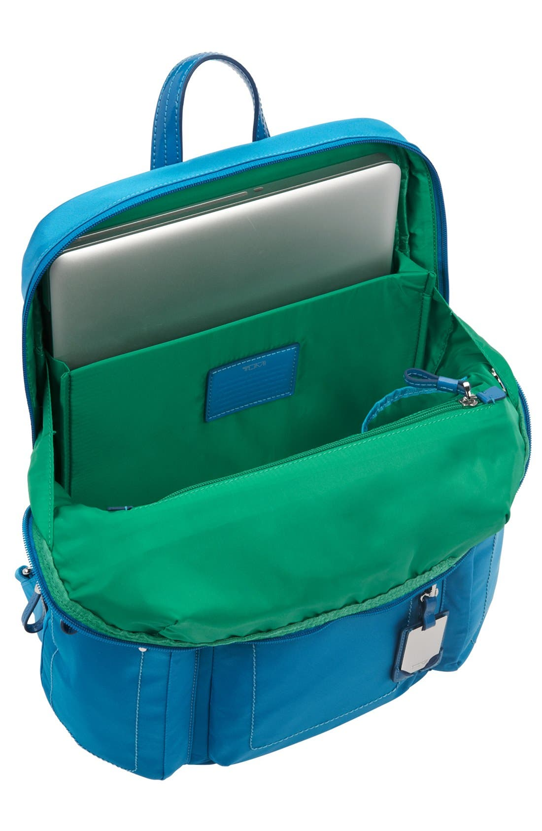 Calais Nylon 15-Inch Computer Commuter Backpack,                             Alternate thumbnail 99, color,
